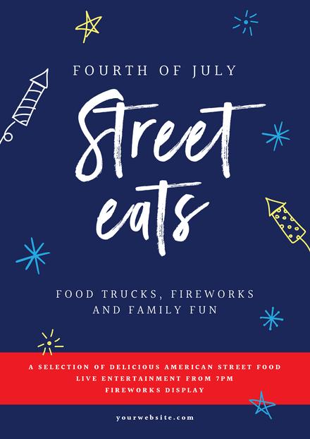 Street Eats Fourth of July Celebrations