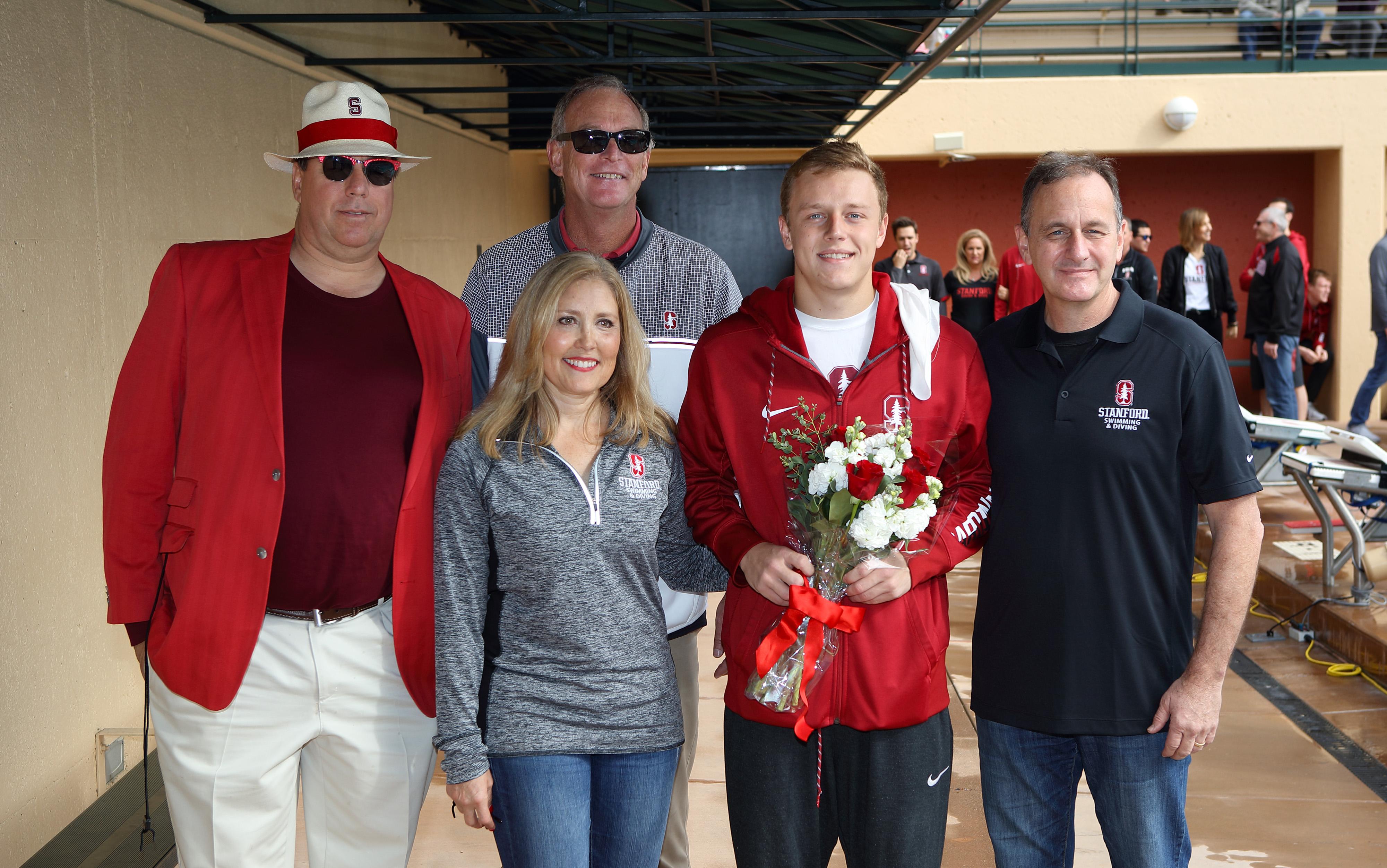 Winning on Senior Day by Stanford Athletics - Exposure