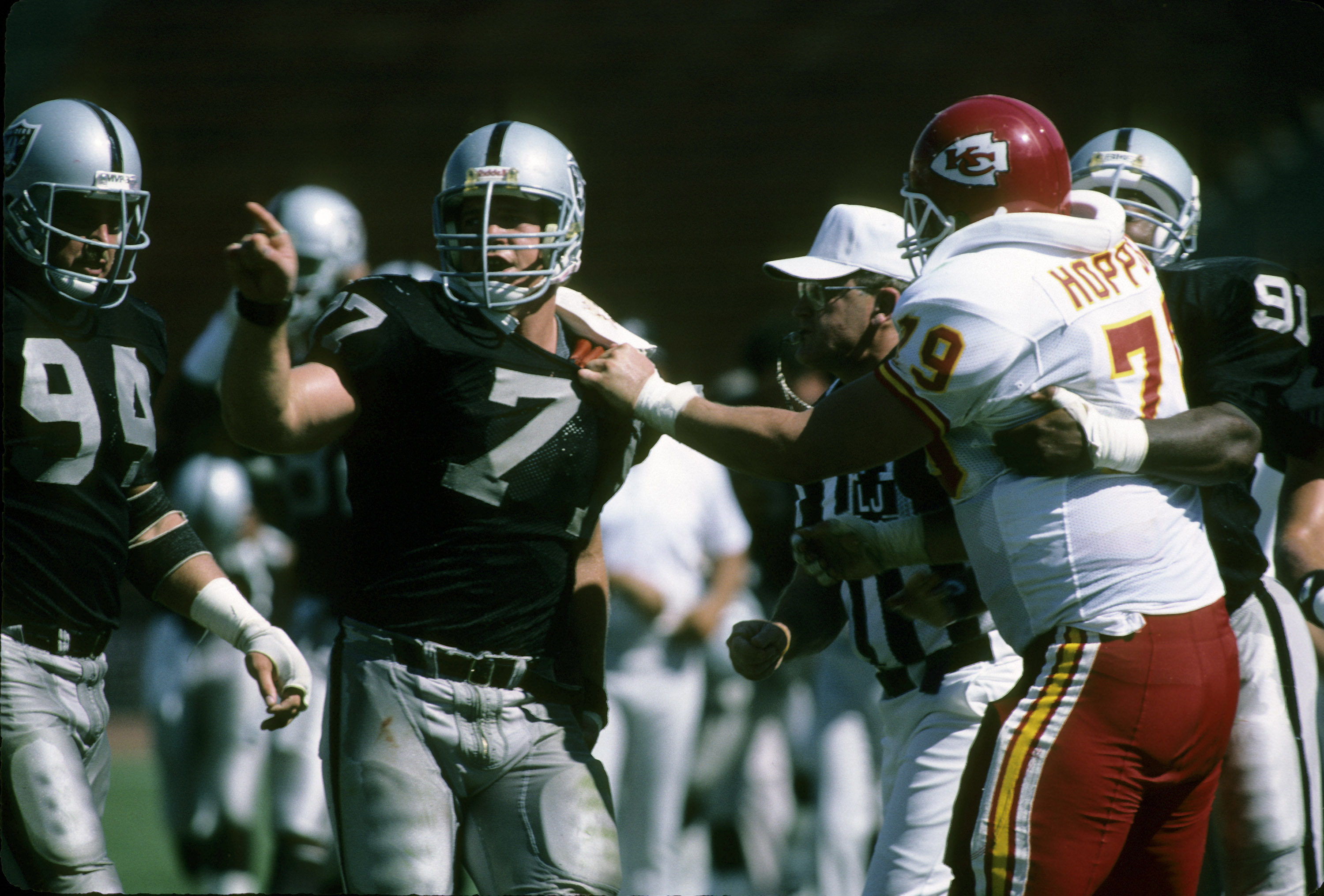 The Replacements by Raiders com - Raiders Making History