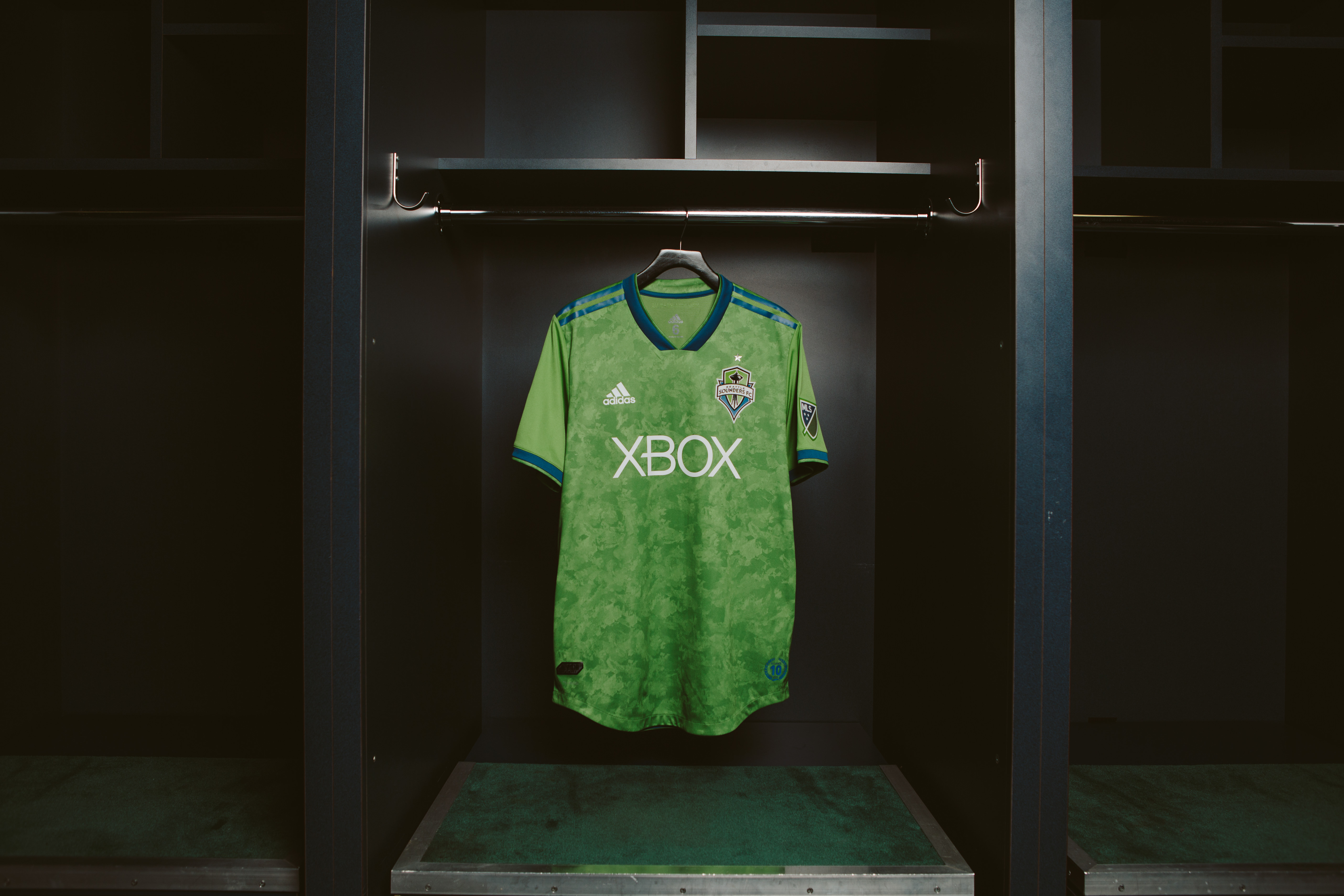 low priced 586f0 66e29 The New Rave Green Kit | Seattle Sounders FC