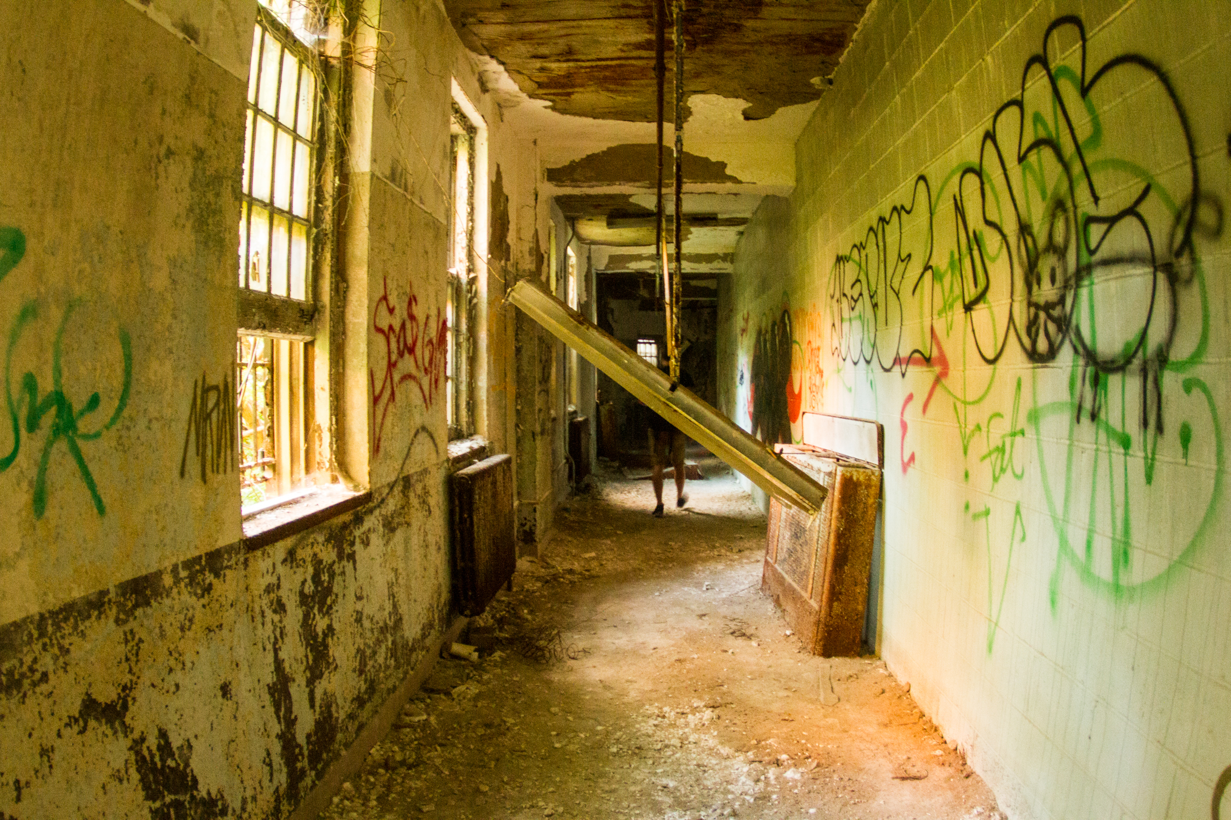 Urban Exploring: The Quad by Wander with Jill - Wander with Jill
