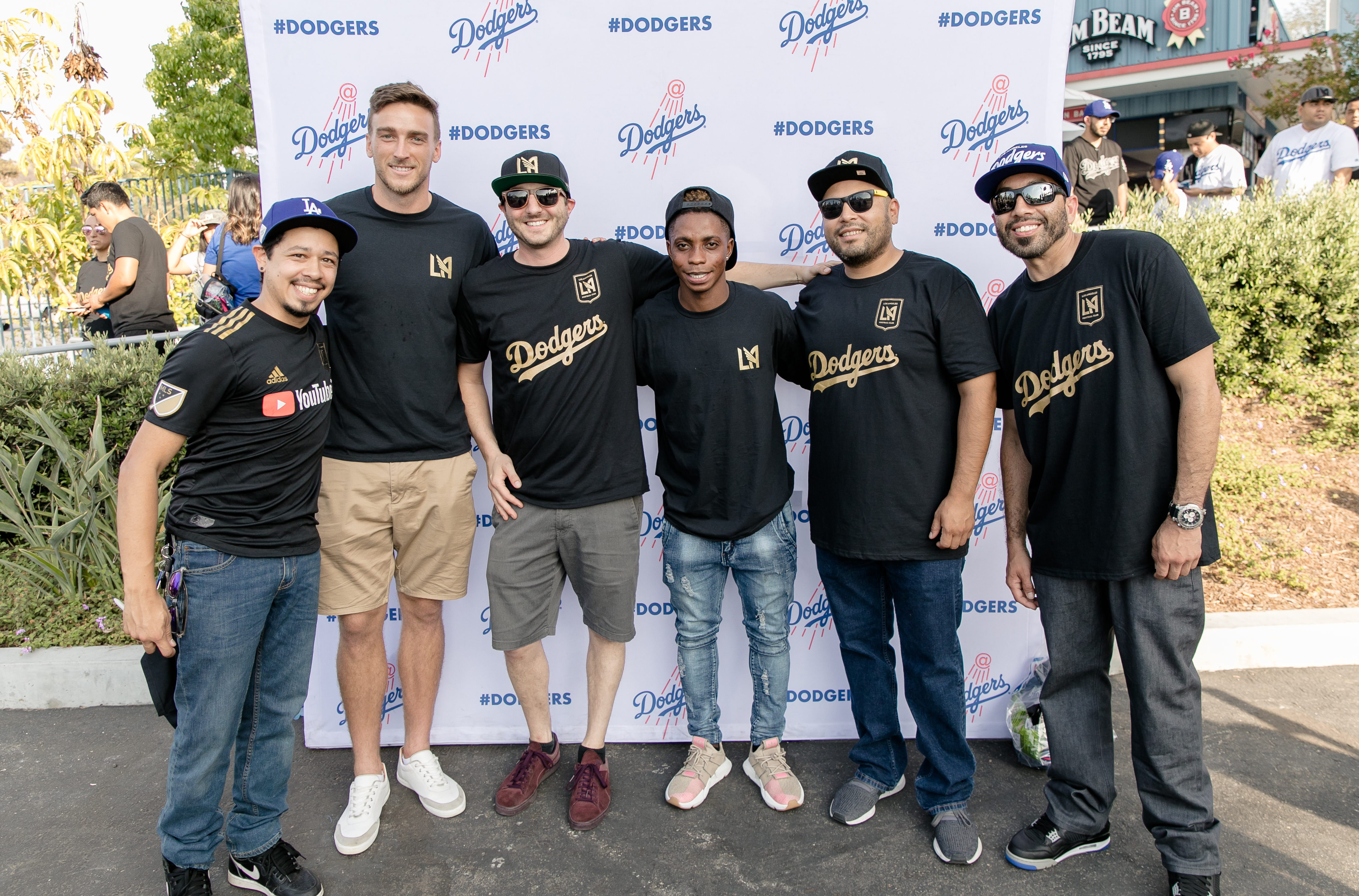 105d1f64063 From The Stands: LAFC Night At Dodger Stadium | Los Angeles Football ...