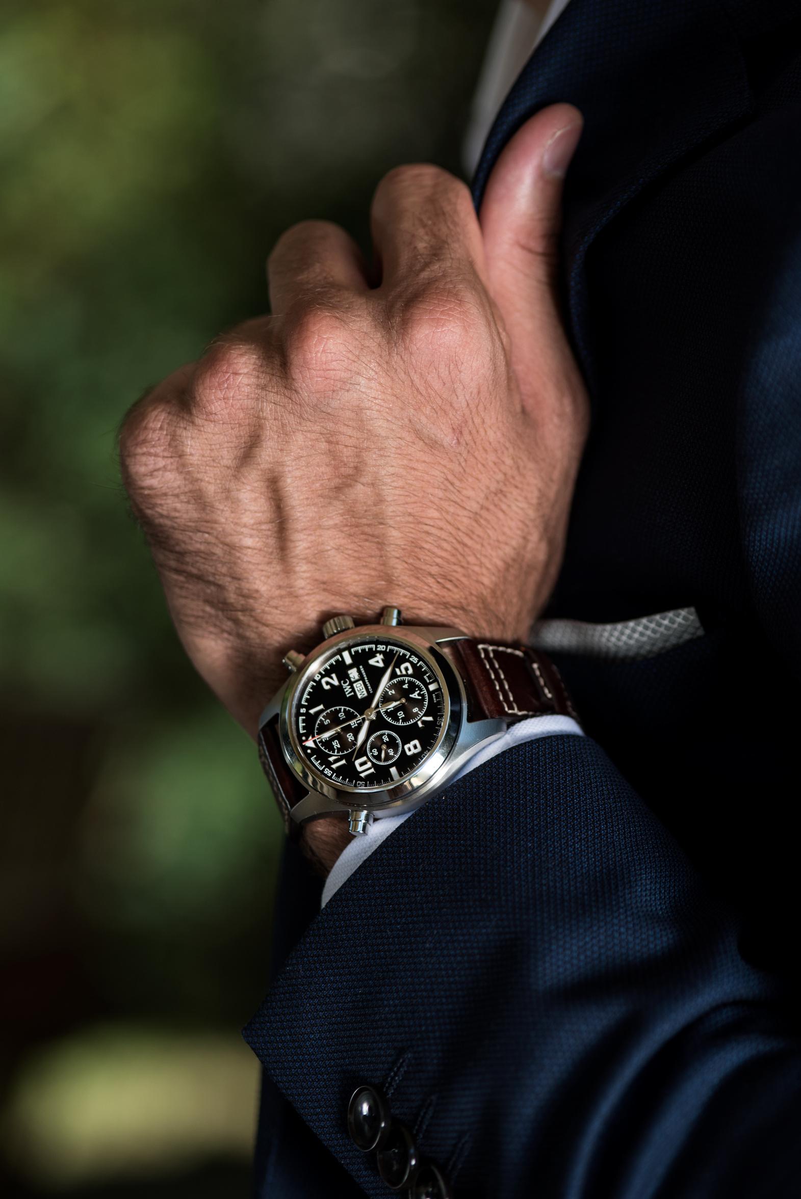 """IWC Pilot s Watch Double Chronograph Edition """"Antoine de Saint Exupéry"""" 4efcb588bba"""