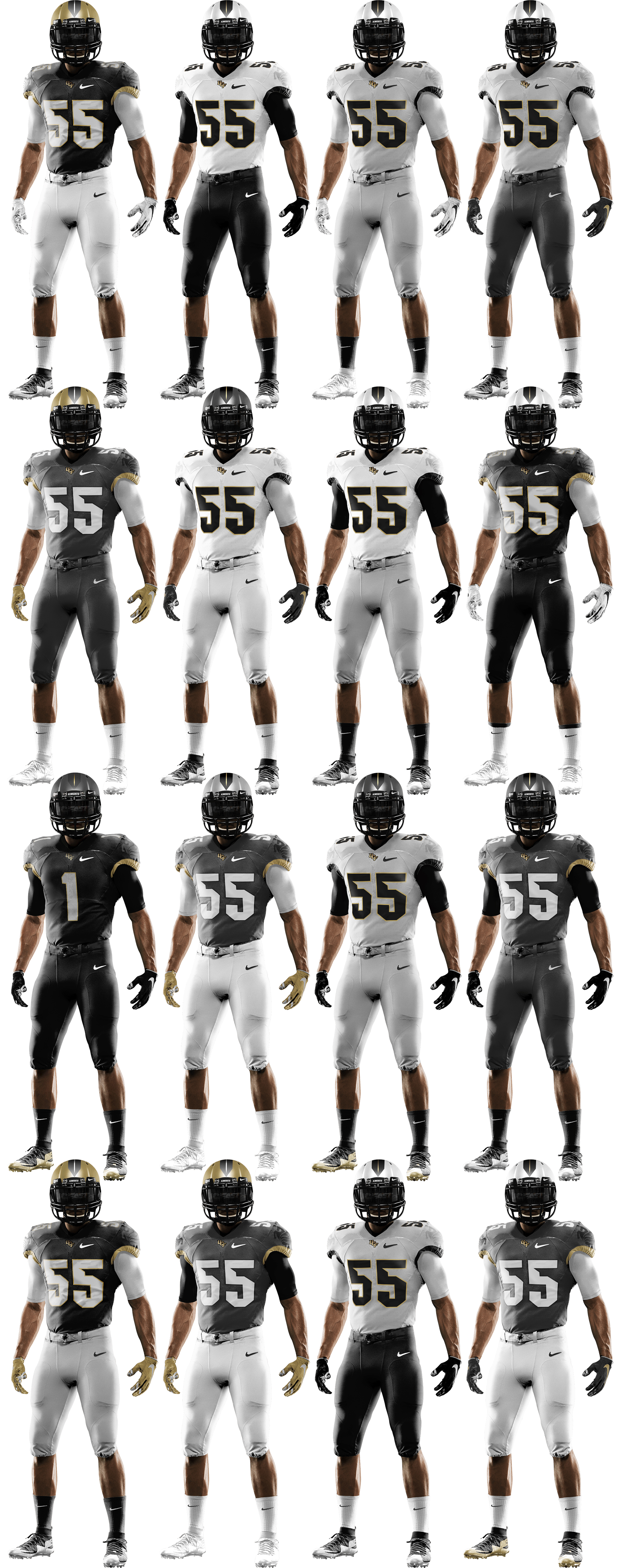 new concept 9b030 e3513 UCF Football Threads by UCF Knights