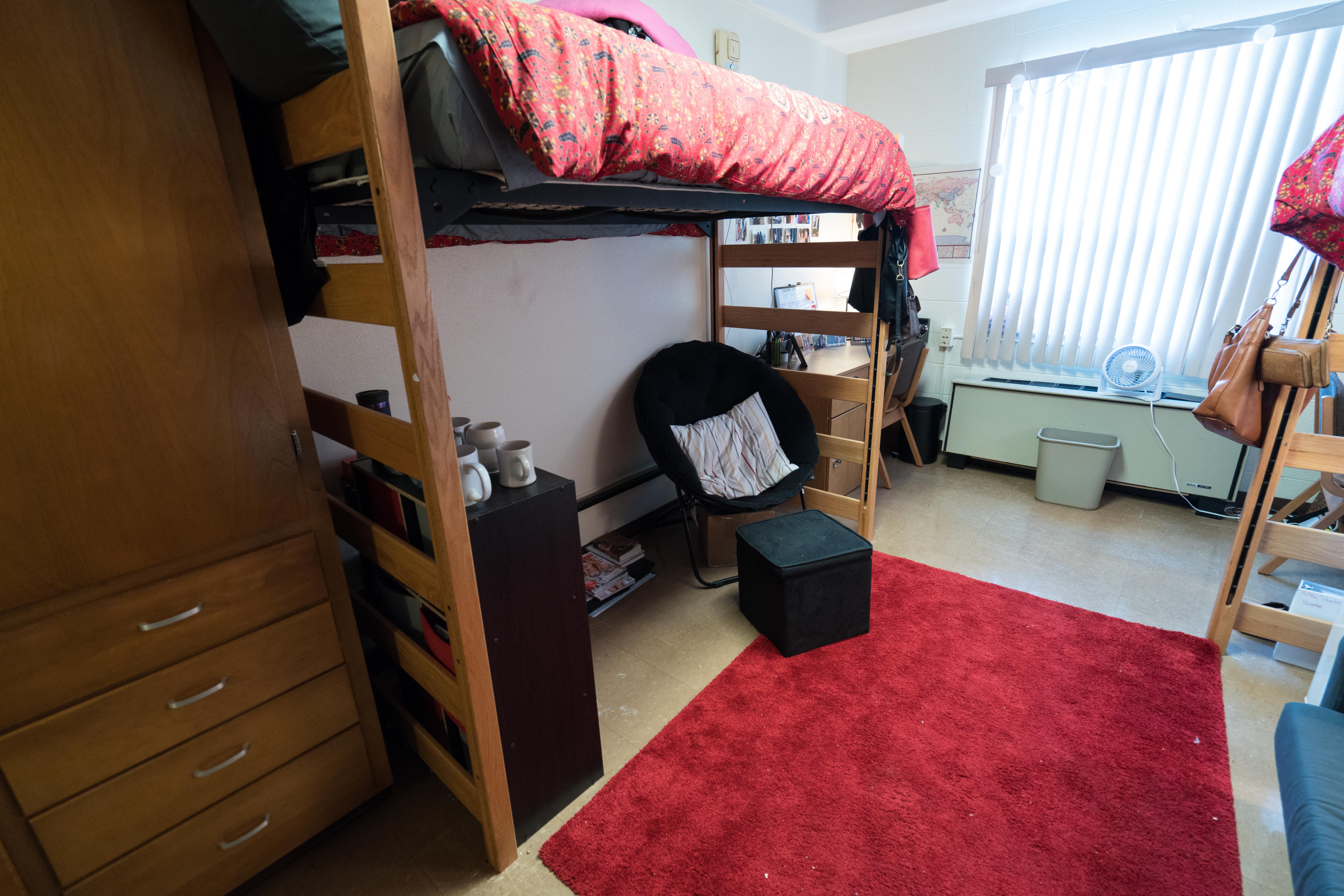 Selke Hall Residence Halls Housing Student Life Und