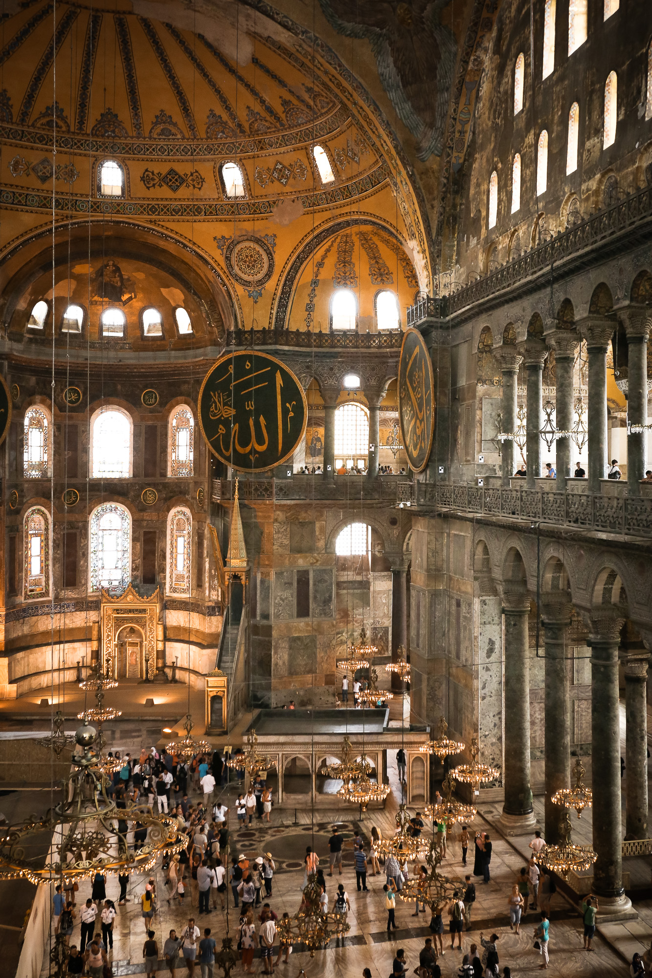 Hagia sophia by scott medway fill row aloadofball Images