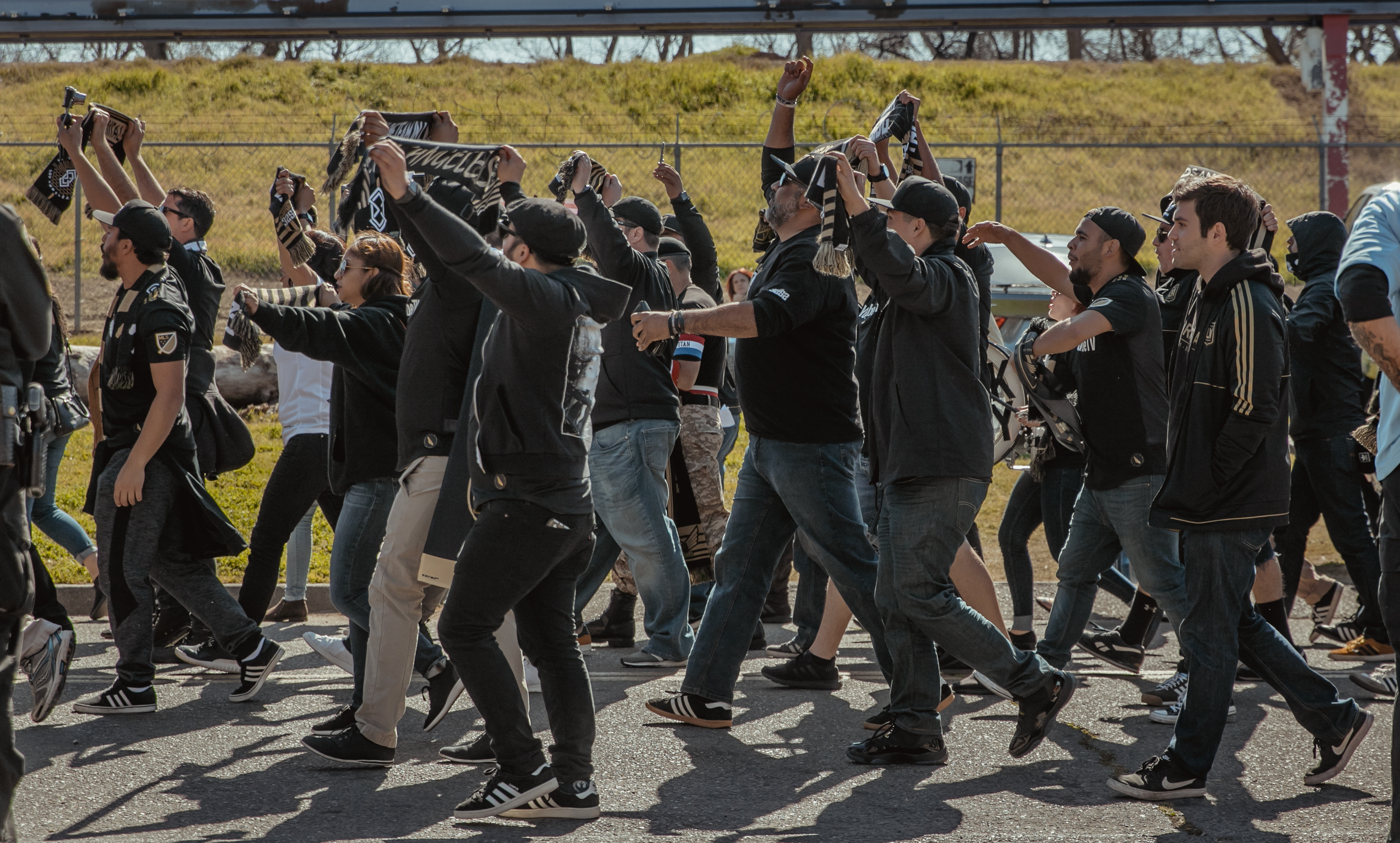 Heart Of The 3252: District 9 Ultras | Los Angeles Football Club
