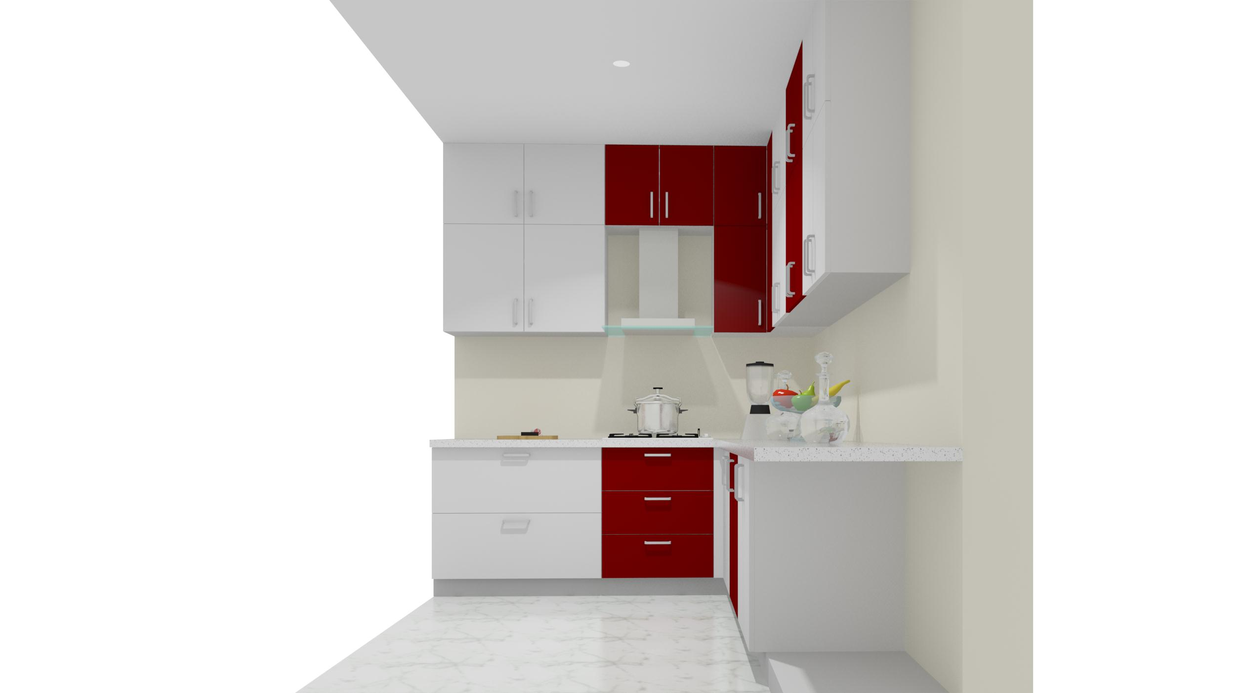Modular Kitchens And Wardrobes by Triad Interio - Exposure
