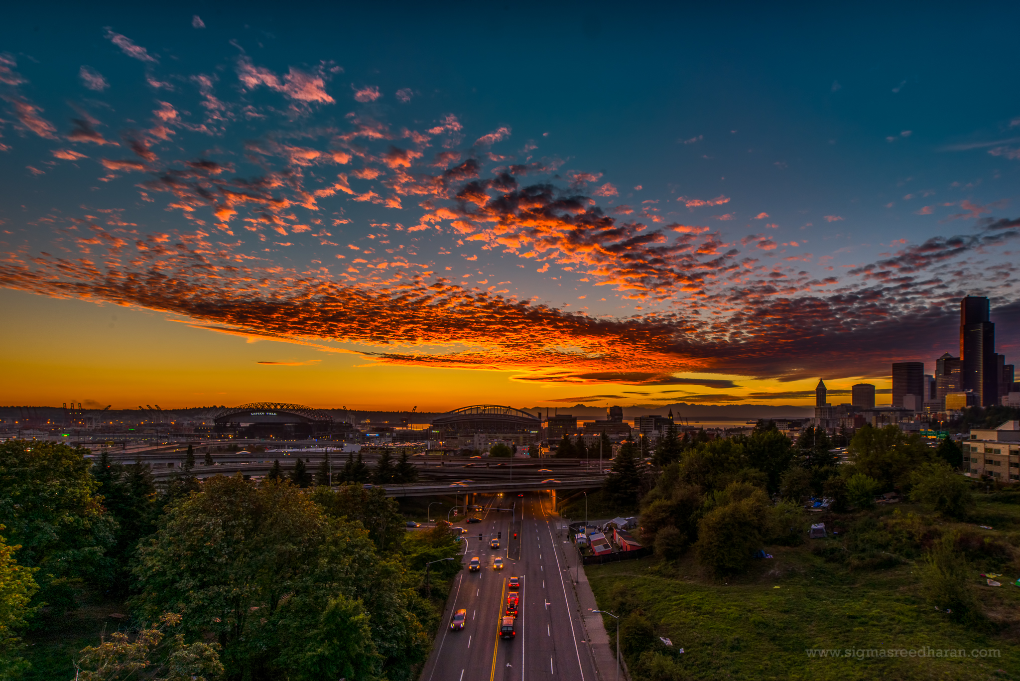 Seattle PhotoSpots By Sigma Sreedharan Exposure - Long exposure photographs capture entire day sunrise sunset