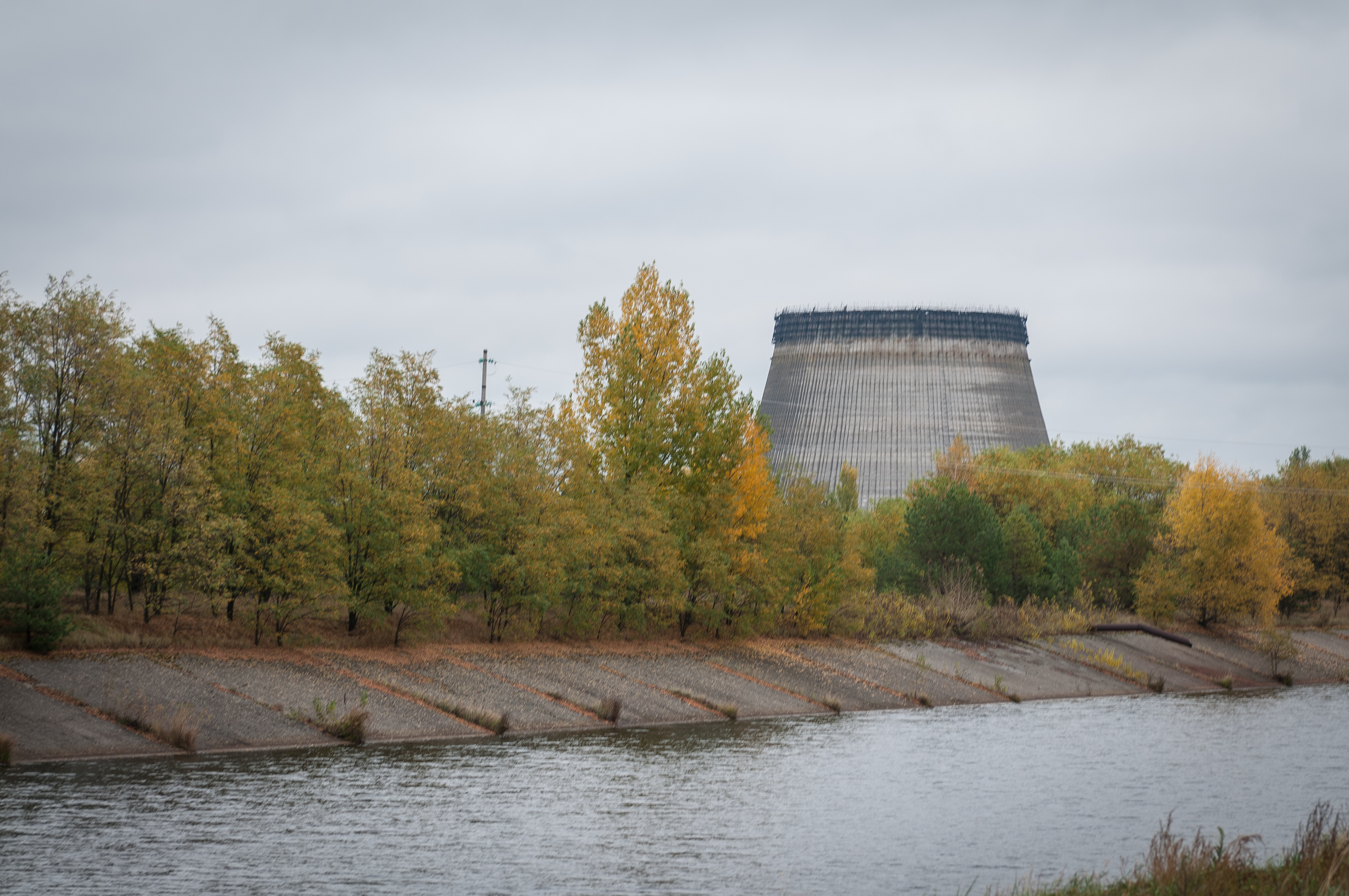 Chernobyl by Andrew Leatherbarrow - Exposure
