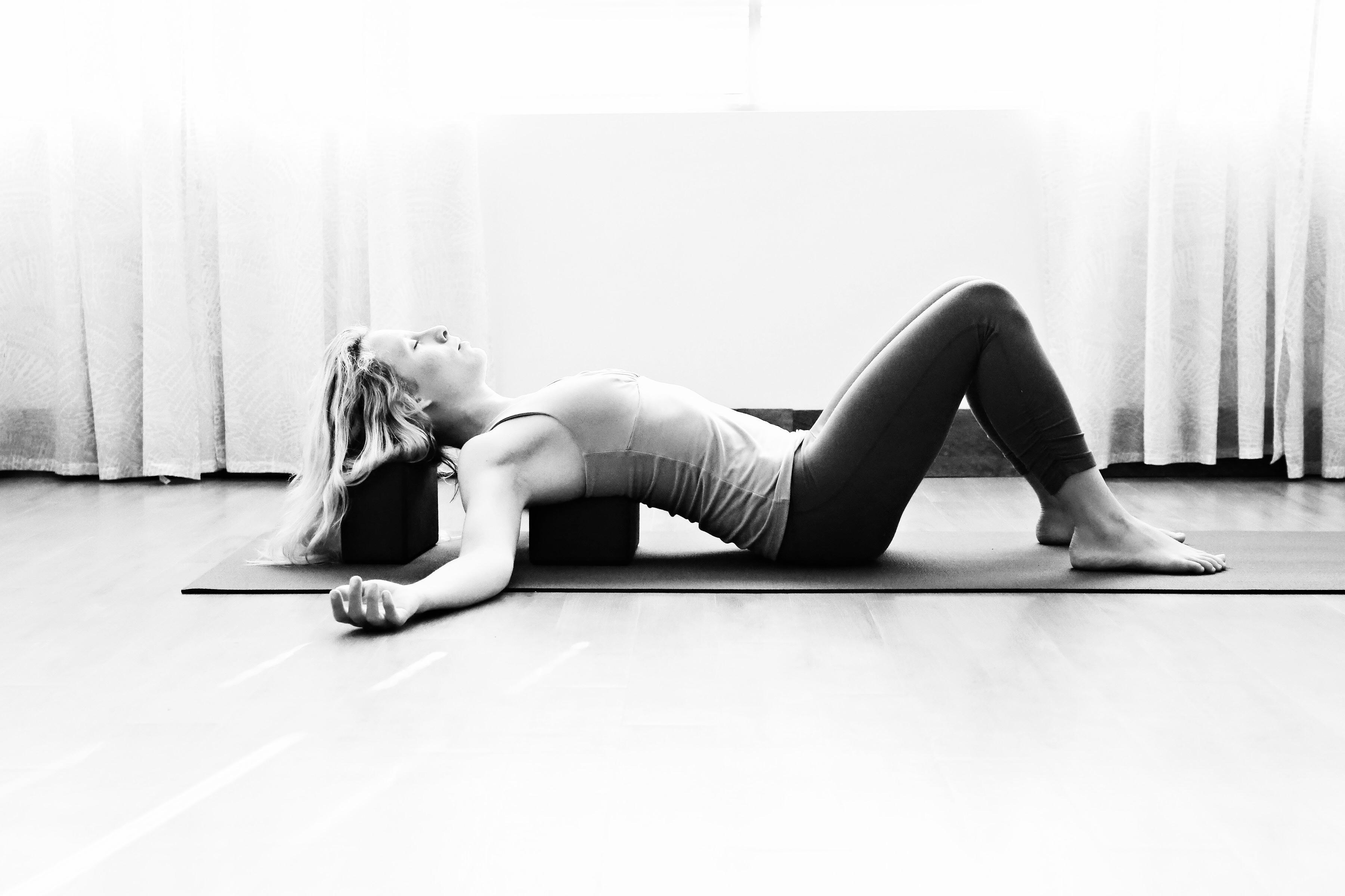Restorative Yoga TRAINING by Graciela Mercedes - Exposure