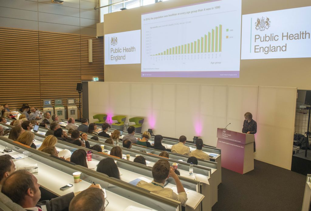 PHE Annual Conference by Public Health England - Exposure