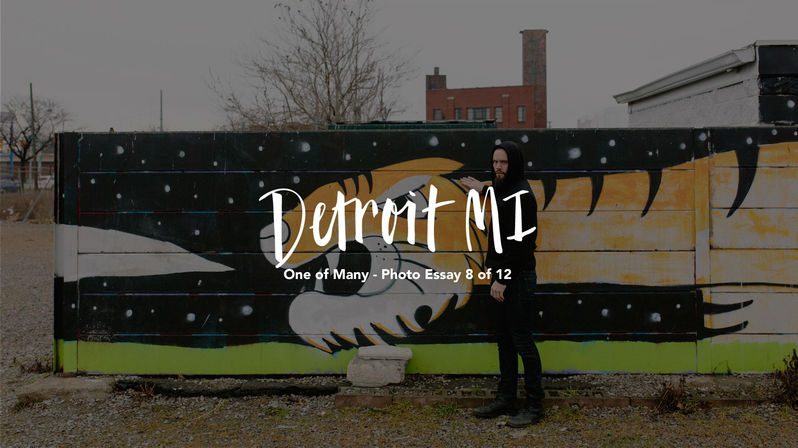 Detroit, MI by Wesley Verhoeve - Exposure