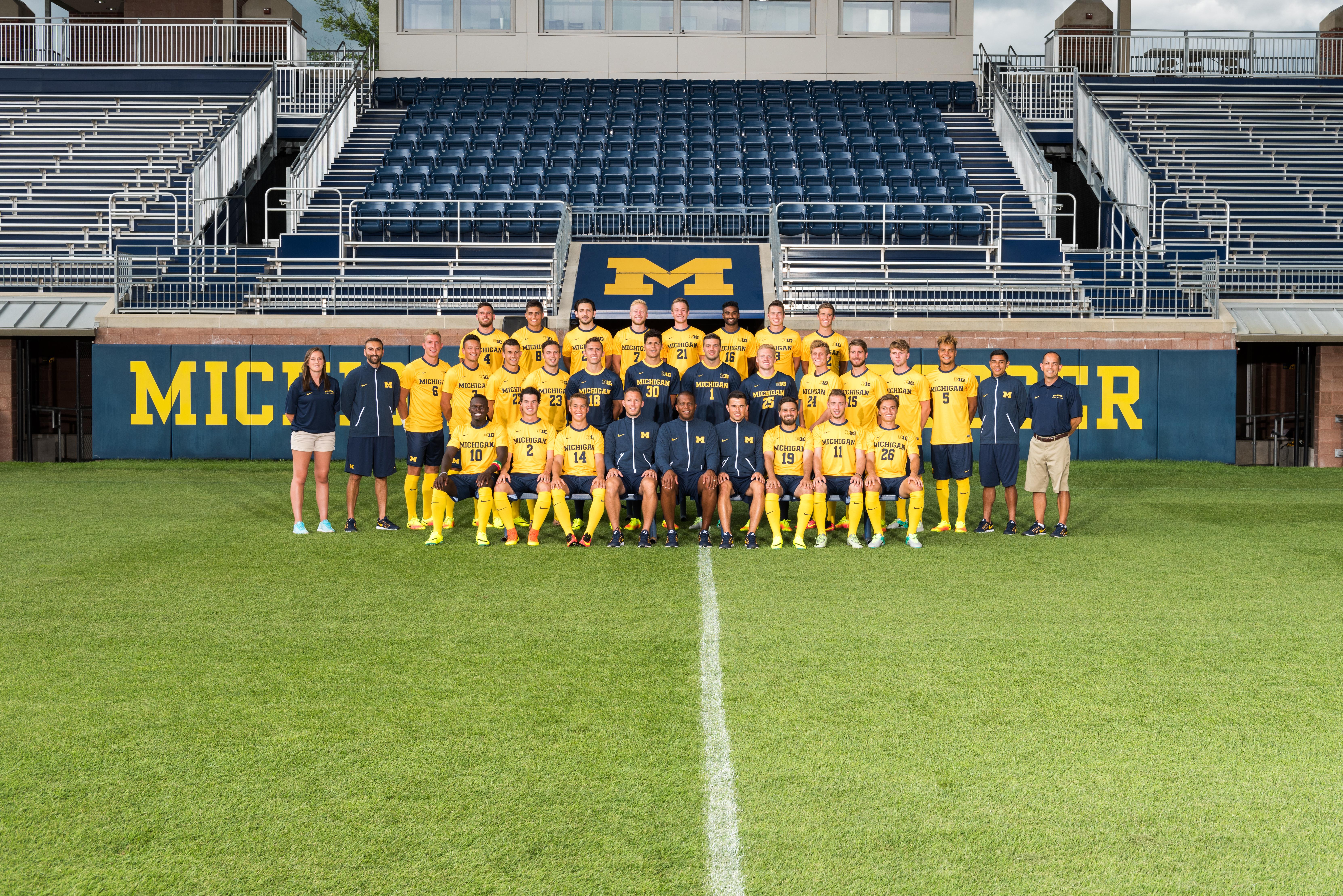 ab66b05f200 2016 Michigan Men s Soccer Season Preview by Michigan Athletics