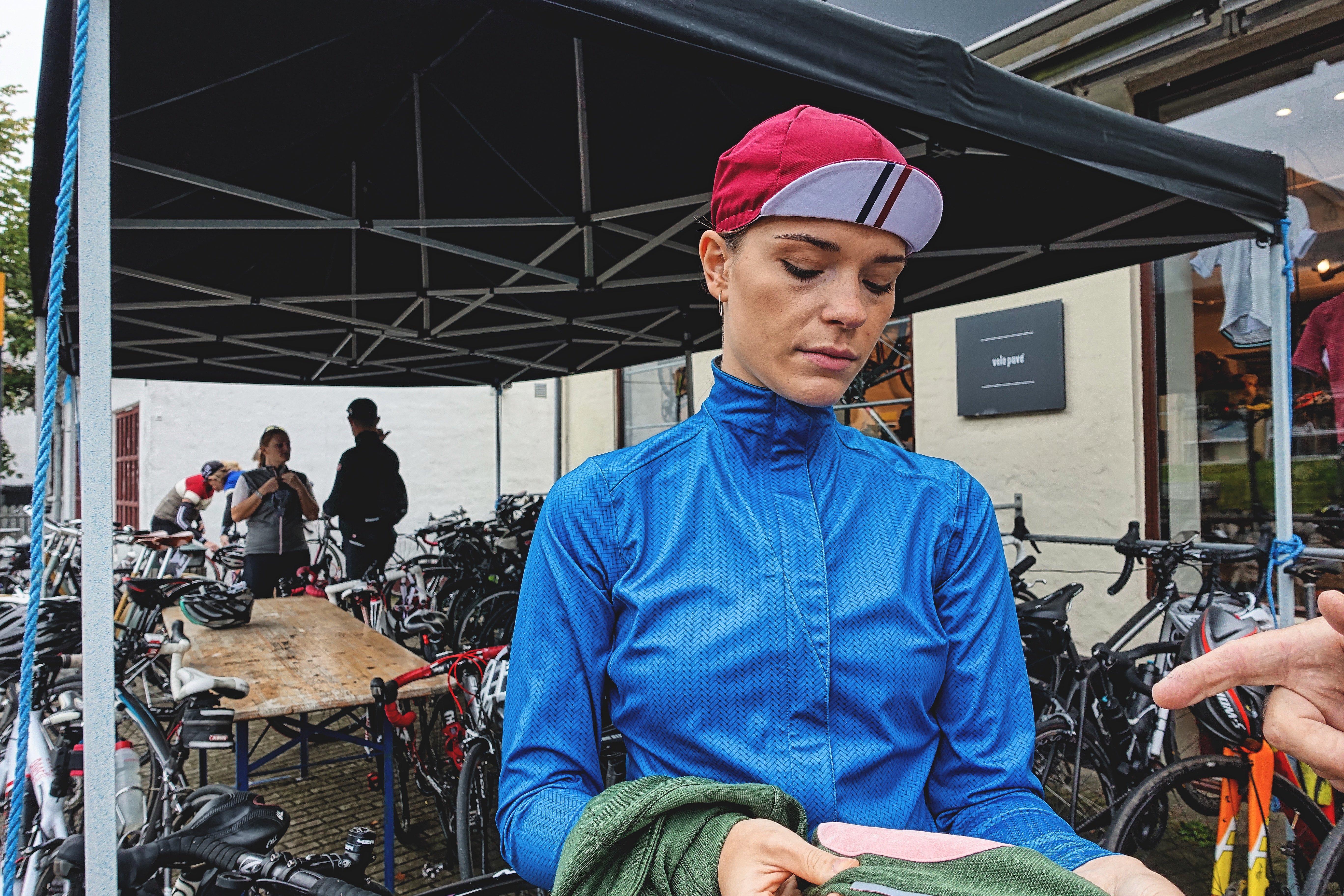 Velo Pave Café du Cycliste 100 Women s Ride fbf2e82f6