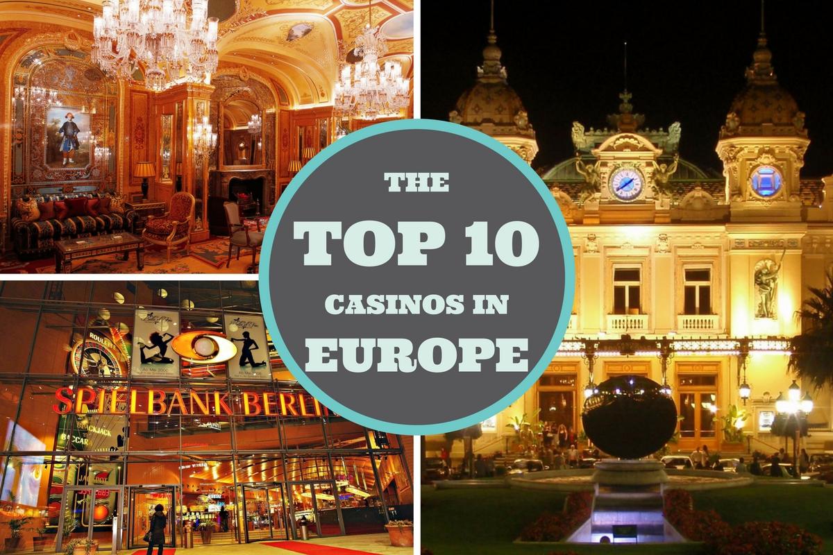 казино европы онлайн топ