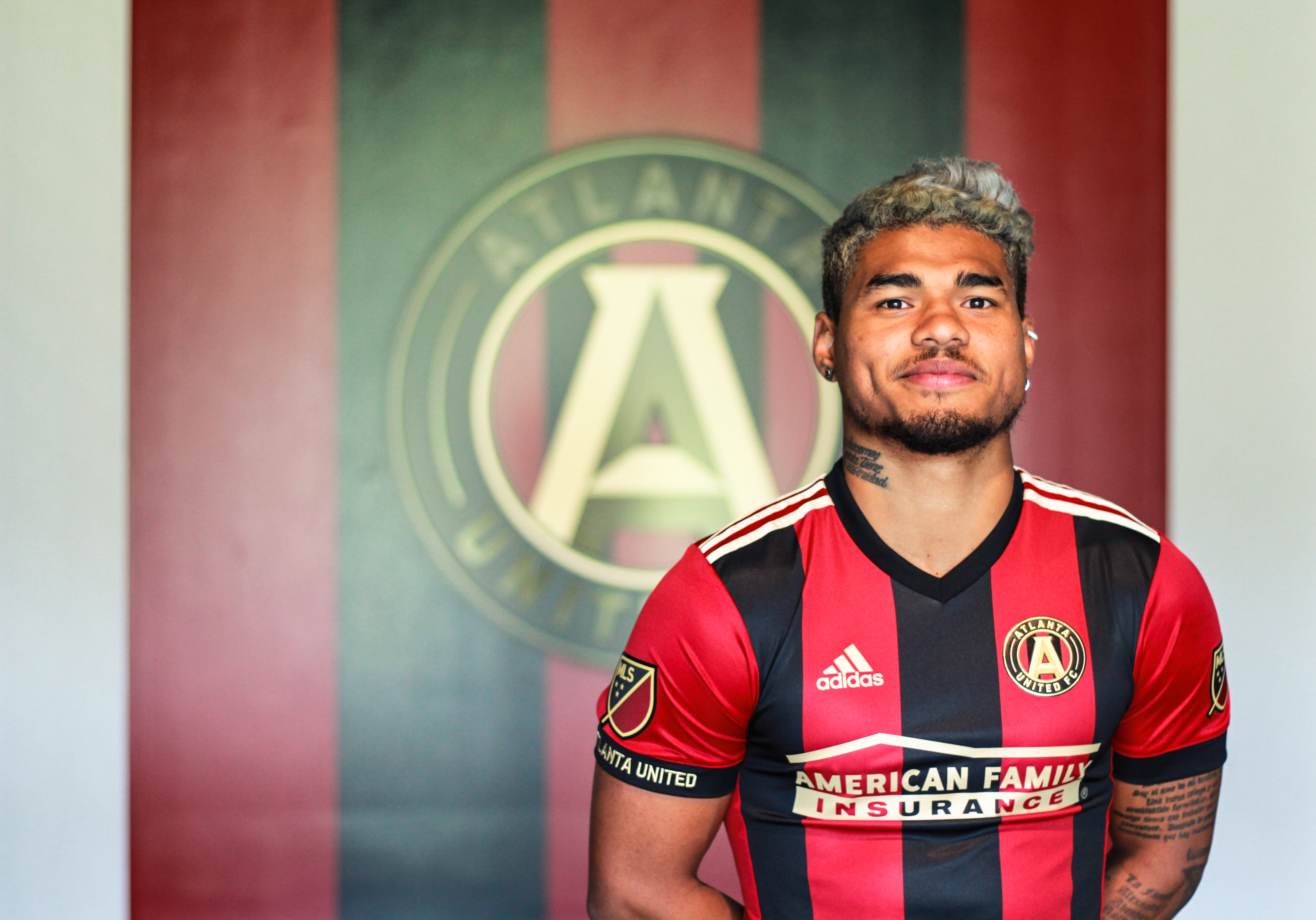 premium selection cae44 b3d8b Behind the Stripes: Josef Martinez | Atlanta United FC