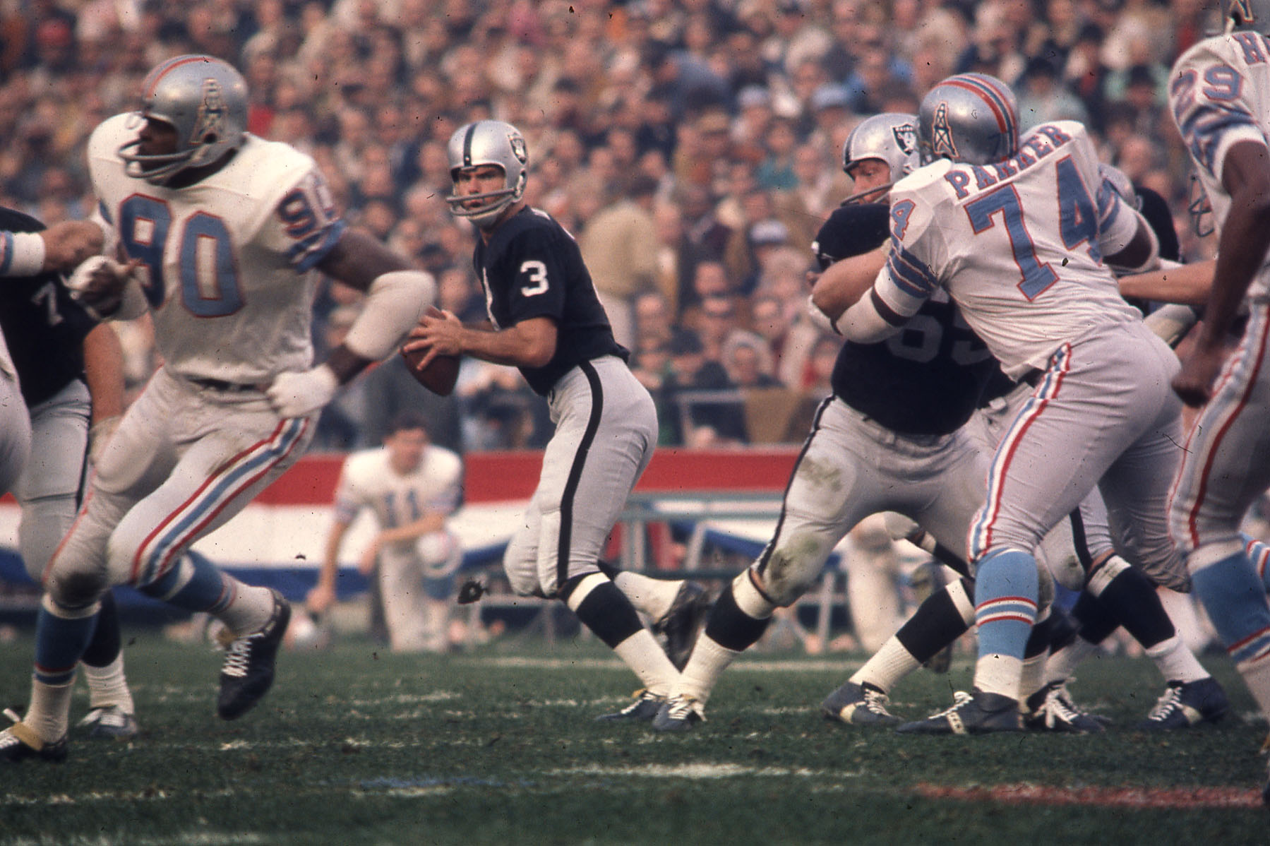 The 1967 Raiders Became First One Loss Team In AFL History En Route To Franchises League Championship
