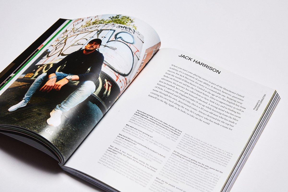 31c0f60a9 Culture Corner  Football Fashion   NYCFC in SoccerBible Magazine ...
