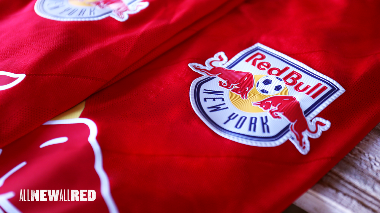 All New All Red New York Red Bulls