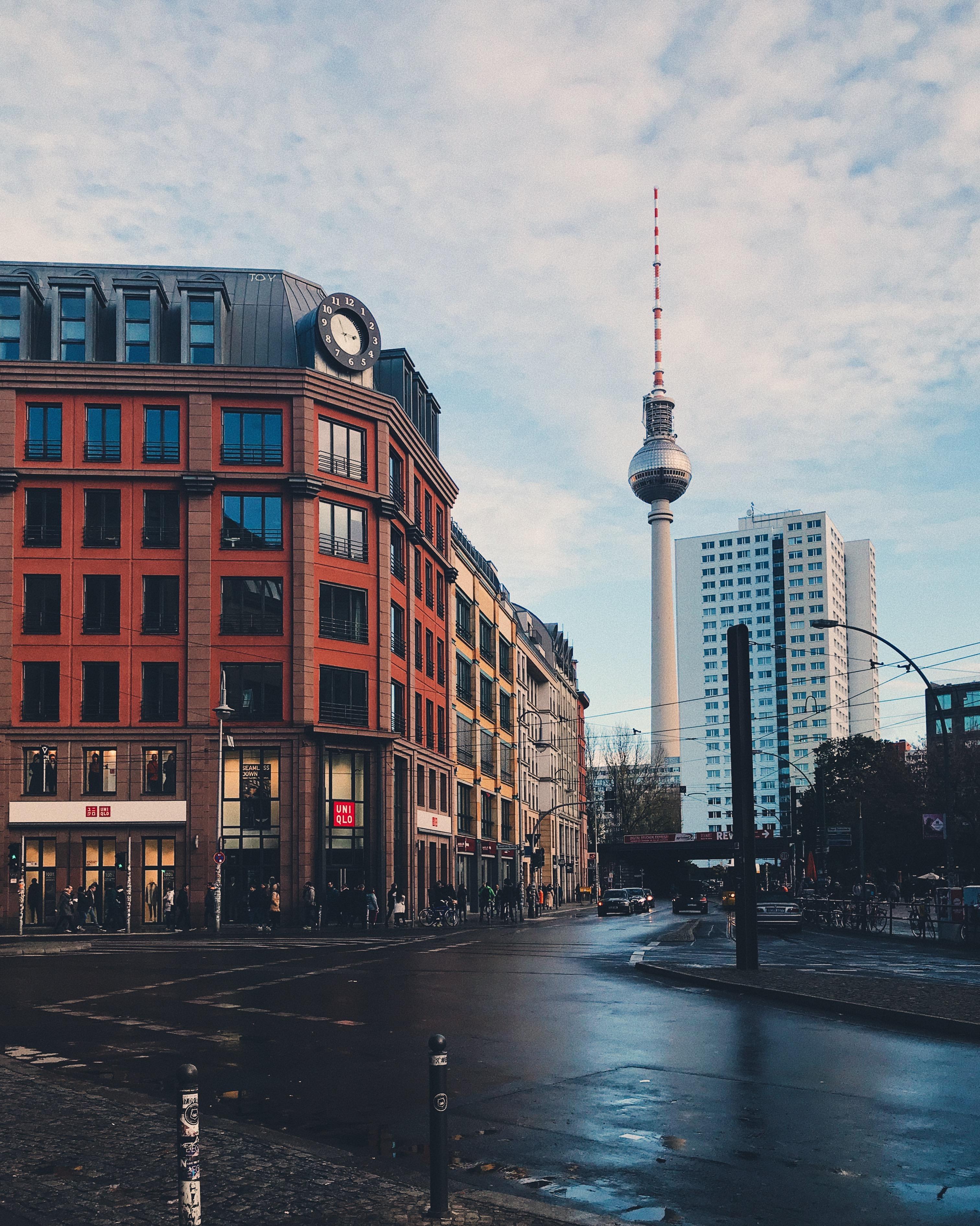 Berlin by Elias Julian alias = elias