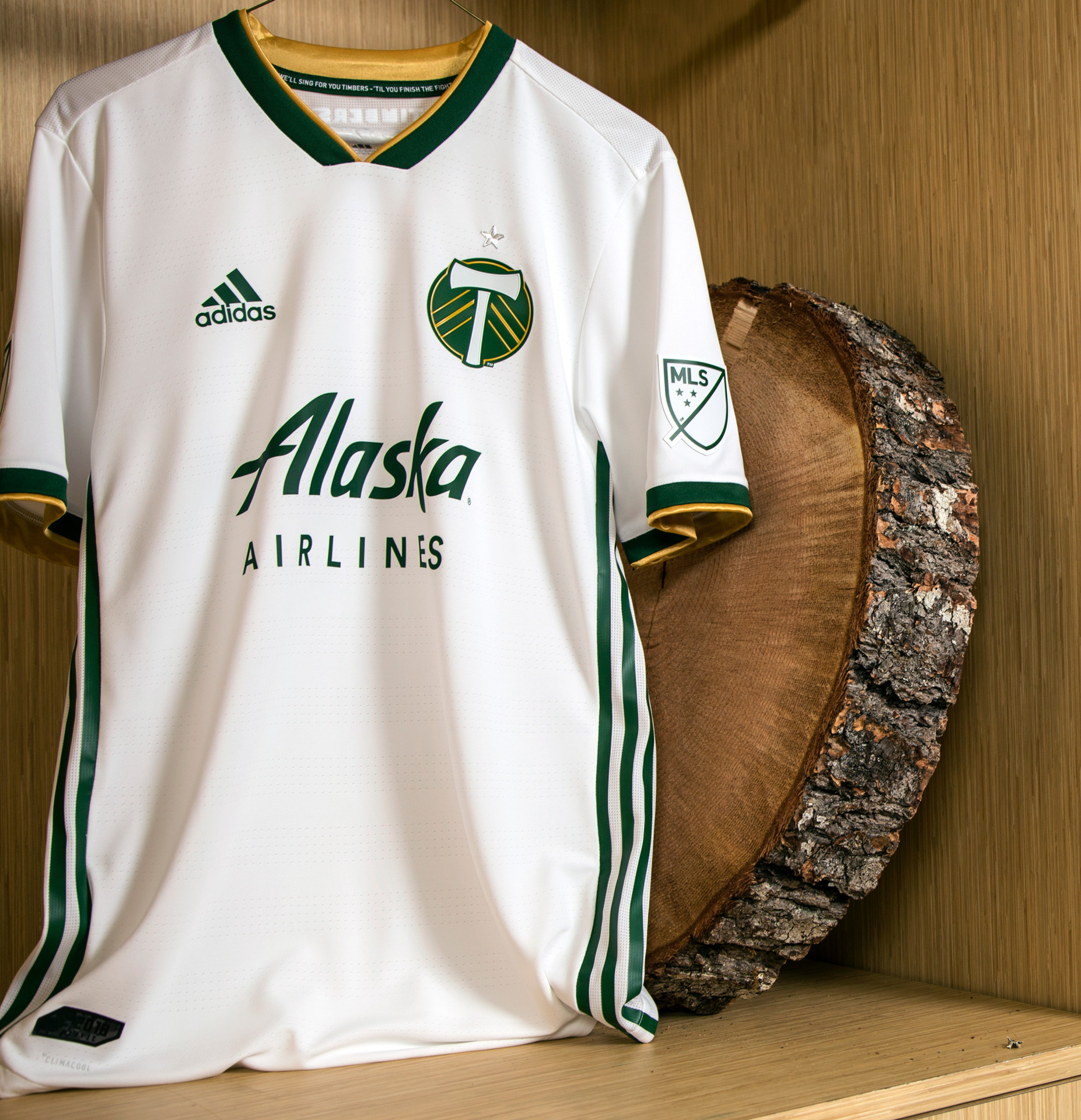 buy popular 32239 79a5f The 2018 Portland Timbers Secondary Kit | Portland Timbers