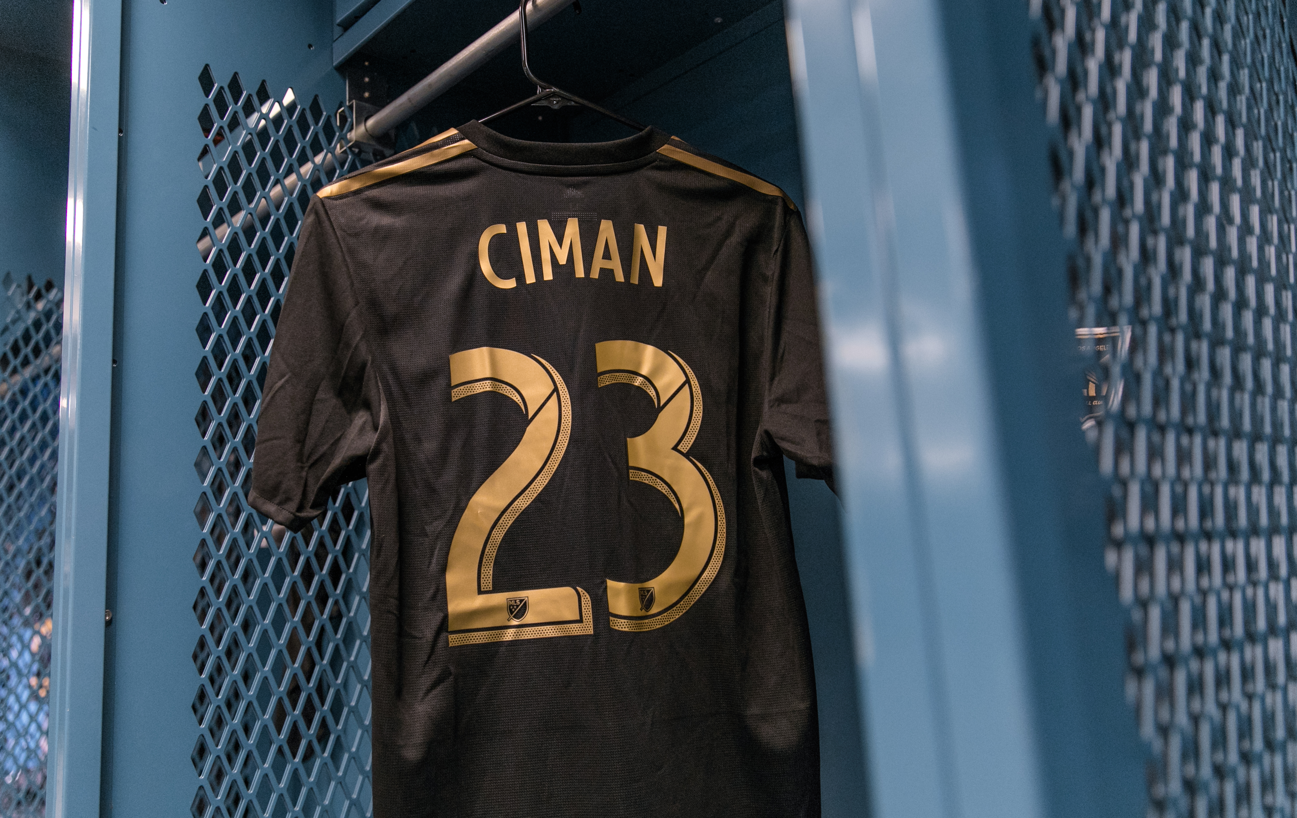 pretty nice c9fa5 d3ca3 The First Captain In Club History | Los Angeles Football Club