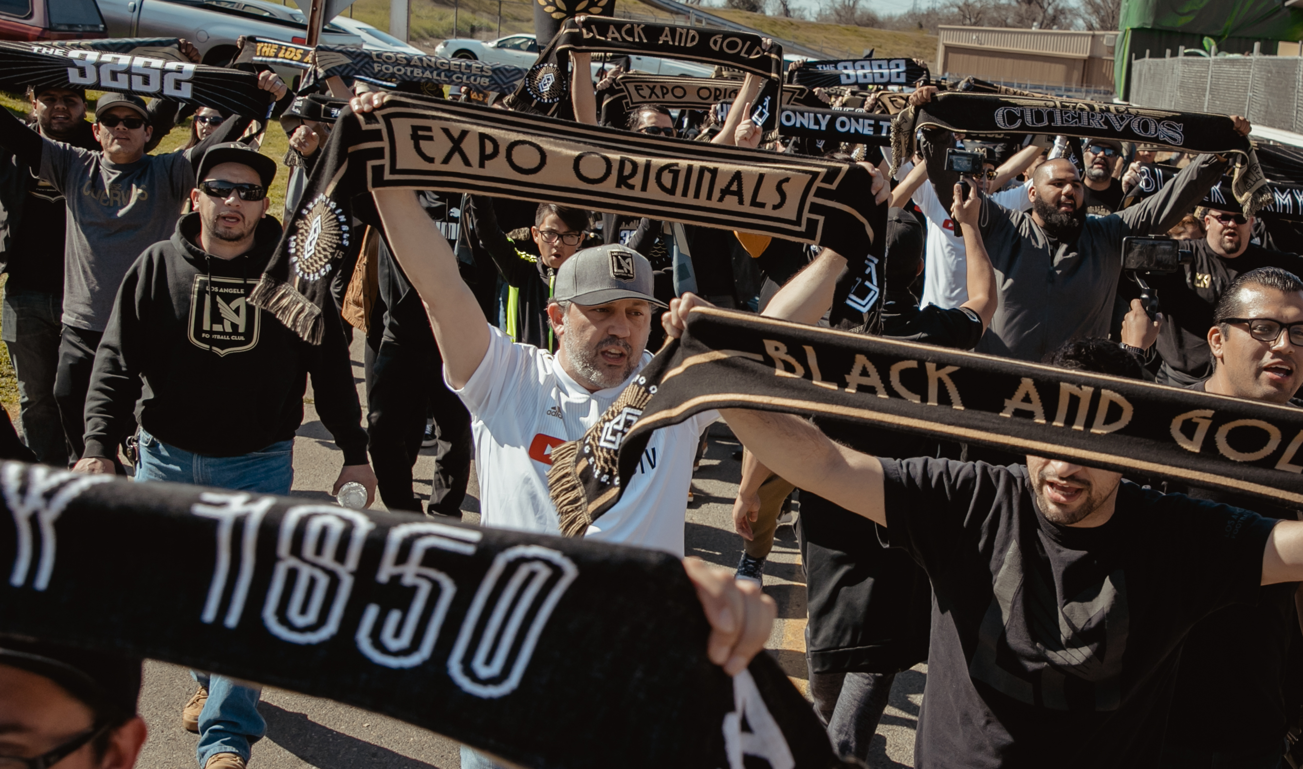 Heart Of The 3252: Expo Originals | Los Angeles Football Club