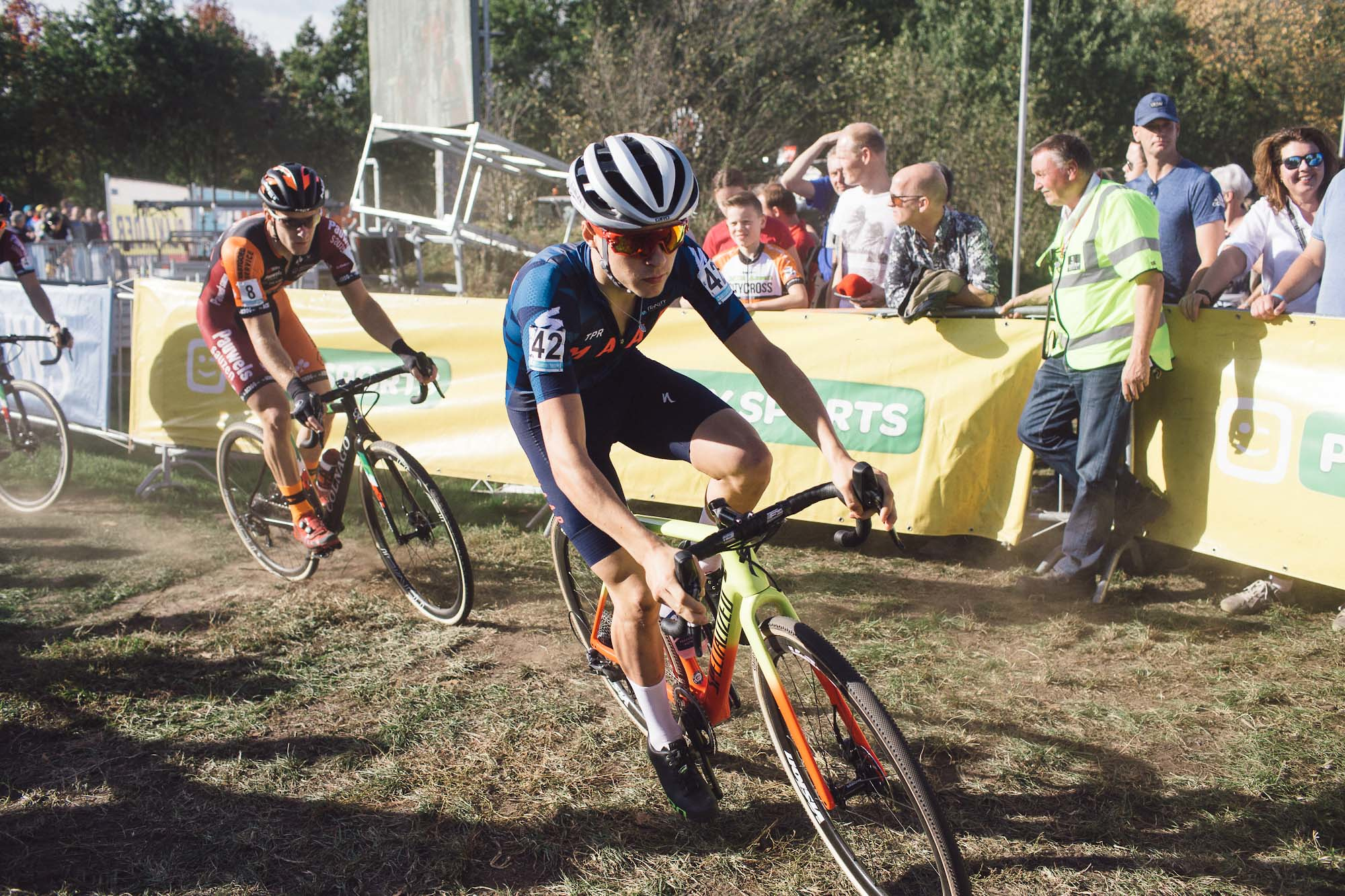 Read Introducing  TP RACING Cyclo-cross Team by MAAP 69e45a9ce