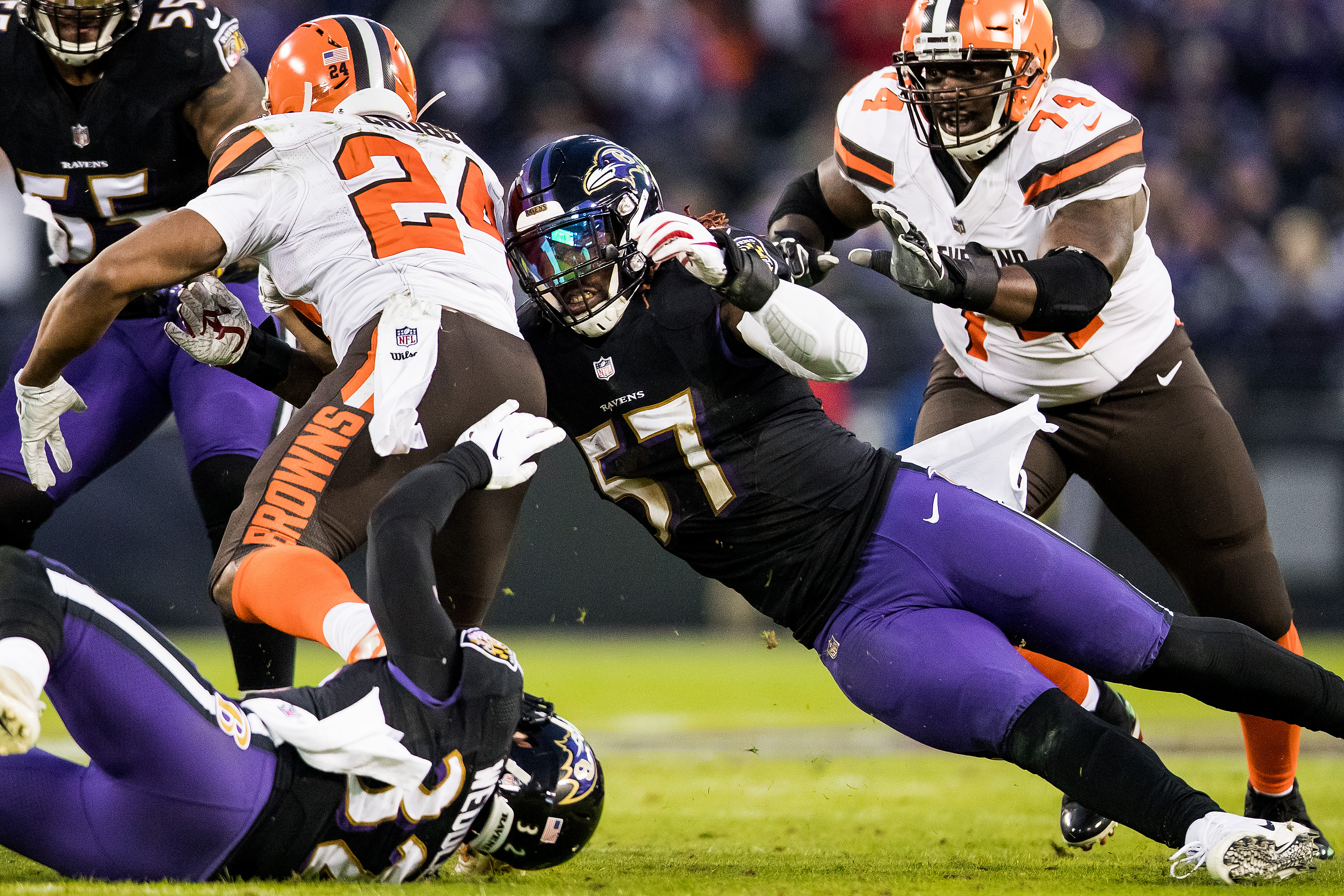 aa543eb94f3 One of Those Meaningful Moments  by Baltimore Ravens