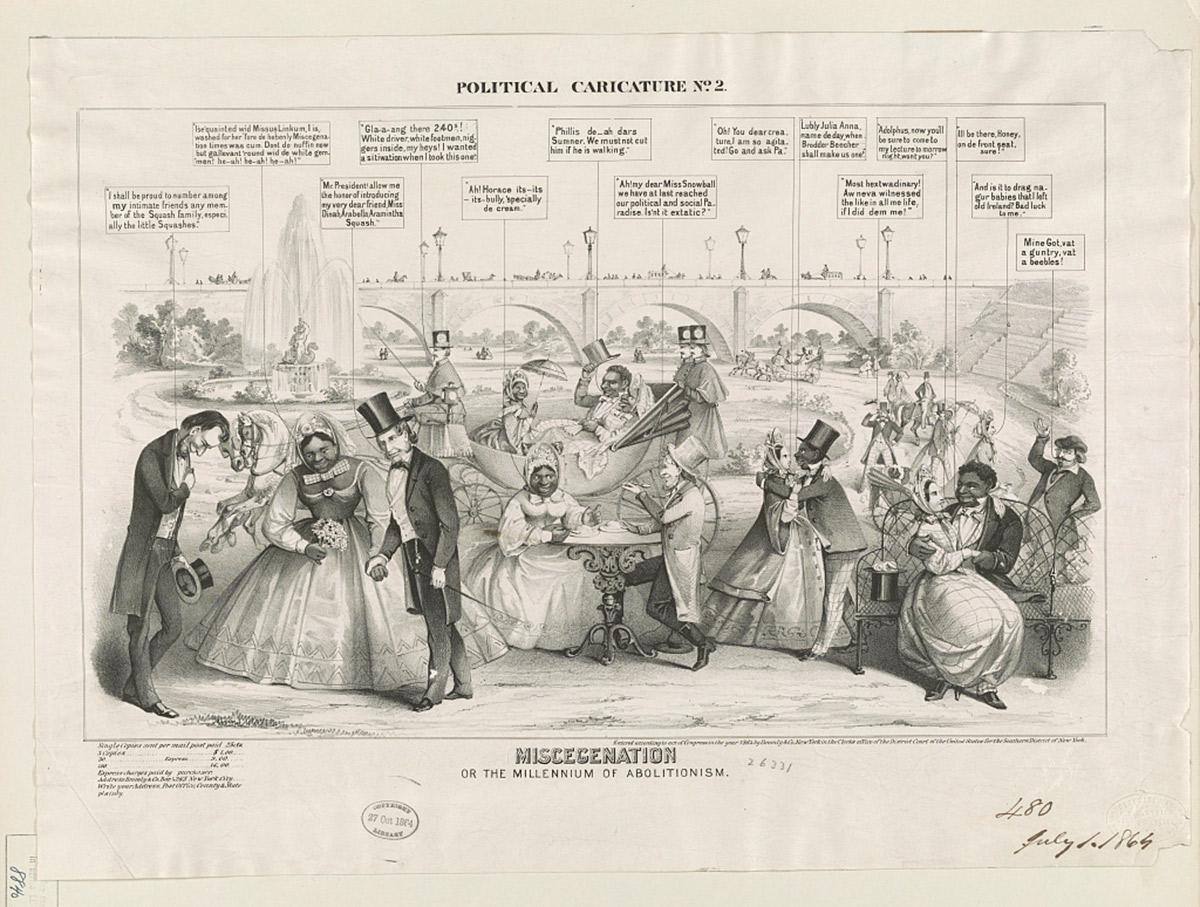 Guilty of Miscegenation by BackStory - BackStory