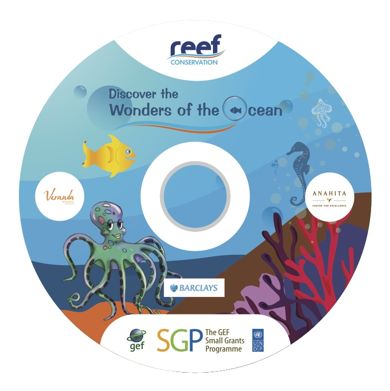 Interactive CD on Marine Biodiversity for all Schools in the