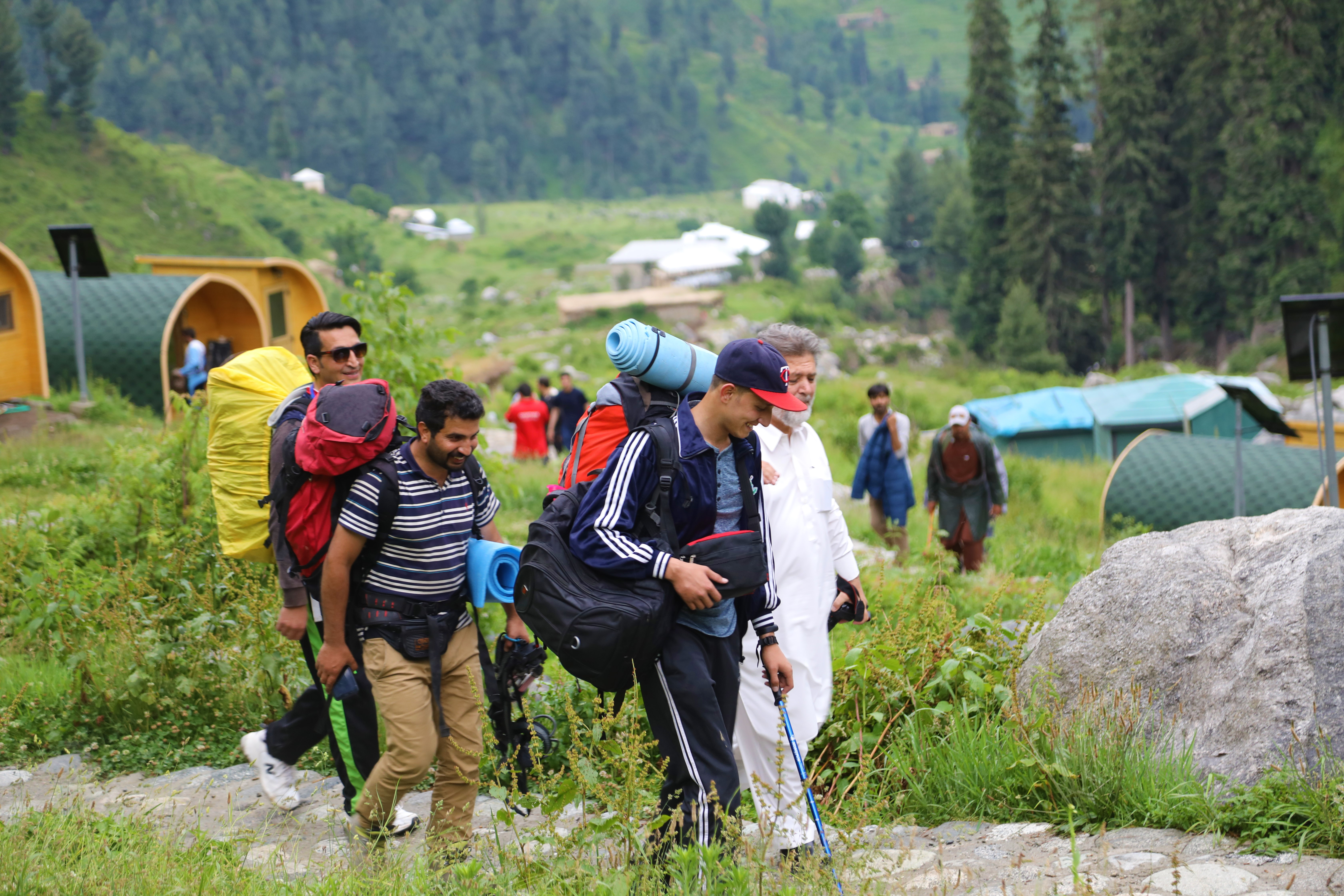 Promoting eco-tourism for peace and development in Khyber