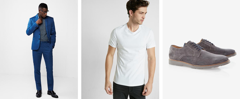 mens-cotton-sateen-suit-cotton-crew-neck-tee-suede-oxfords
