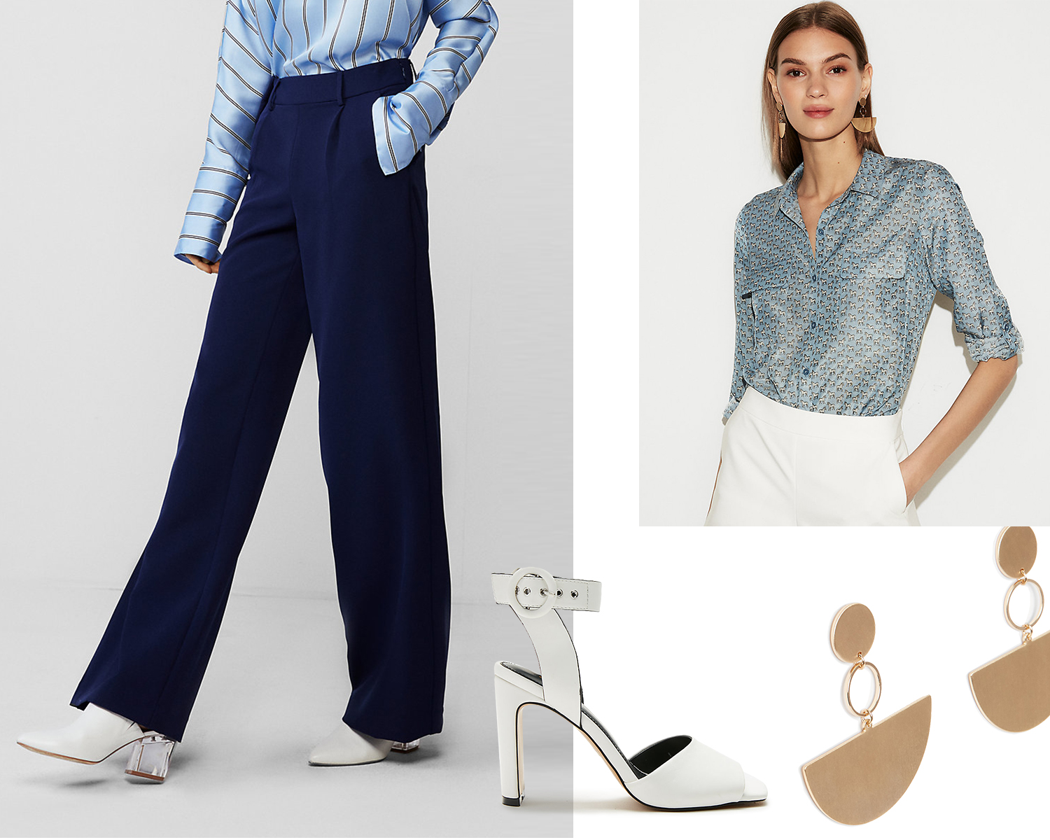 ffe389b33a Wide Leg Pants Are Here to Stay—Here's How to Wear Them – The Edit x ...