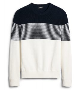 color-block-stripe-crew-neck-sweater