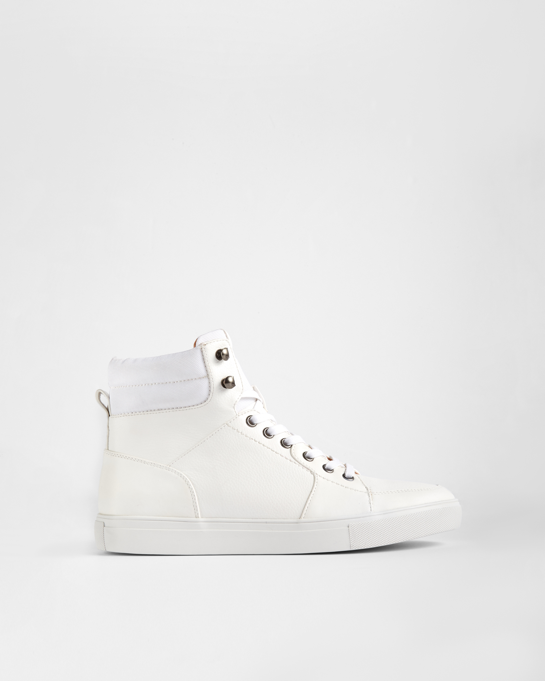 white-high-top-sneakers