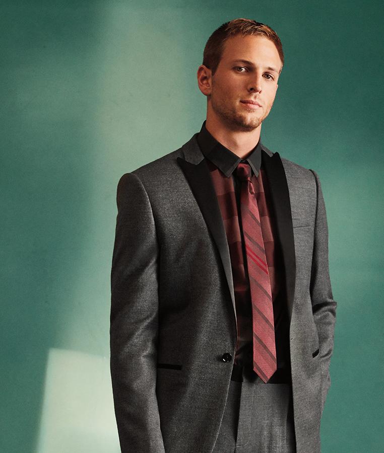 slim-gray-flannel-wool-blend-tuxedo