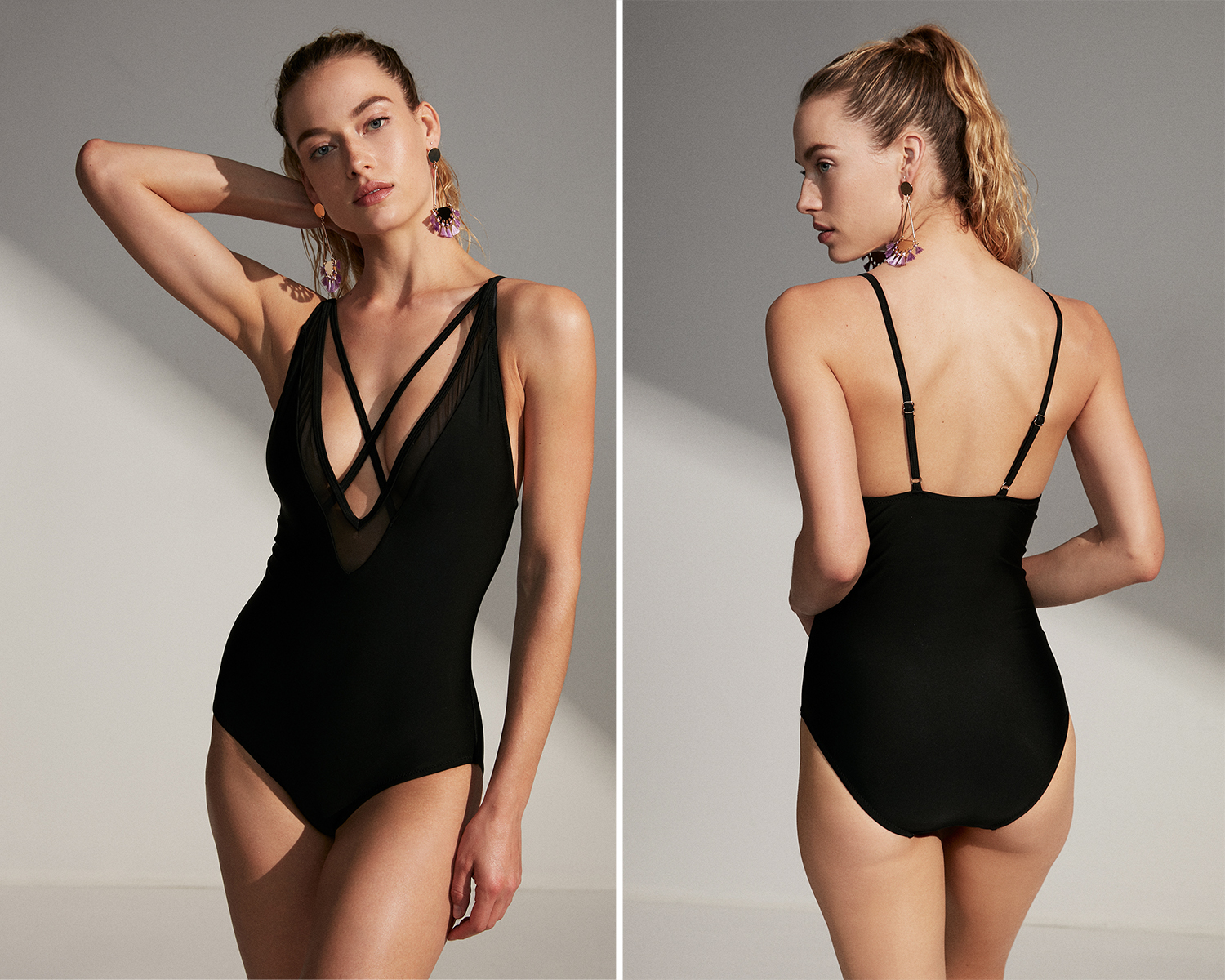 strappy-plunging-one-piece-swimsuit