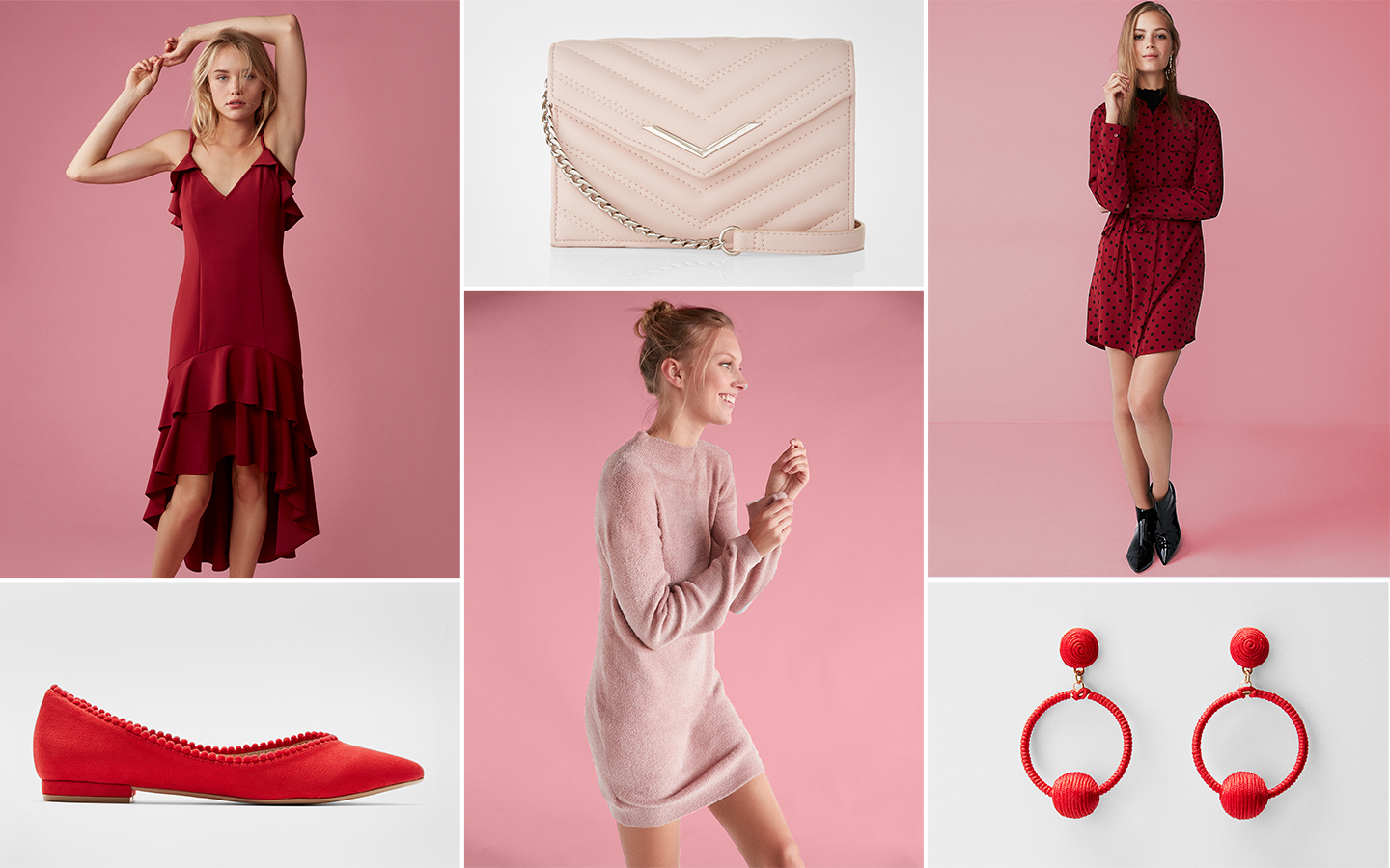 5 Valentine\'s Day Outfits We\'re Crushing On - The Edit x Express