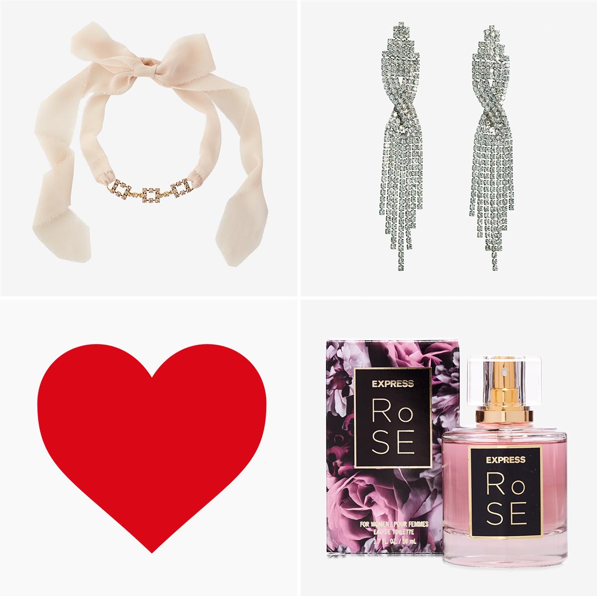 choker-earrings-express-rose-perfume