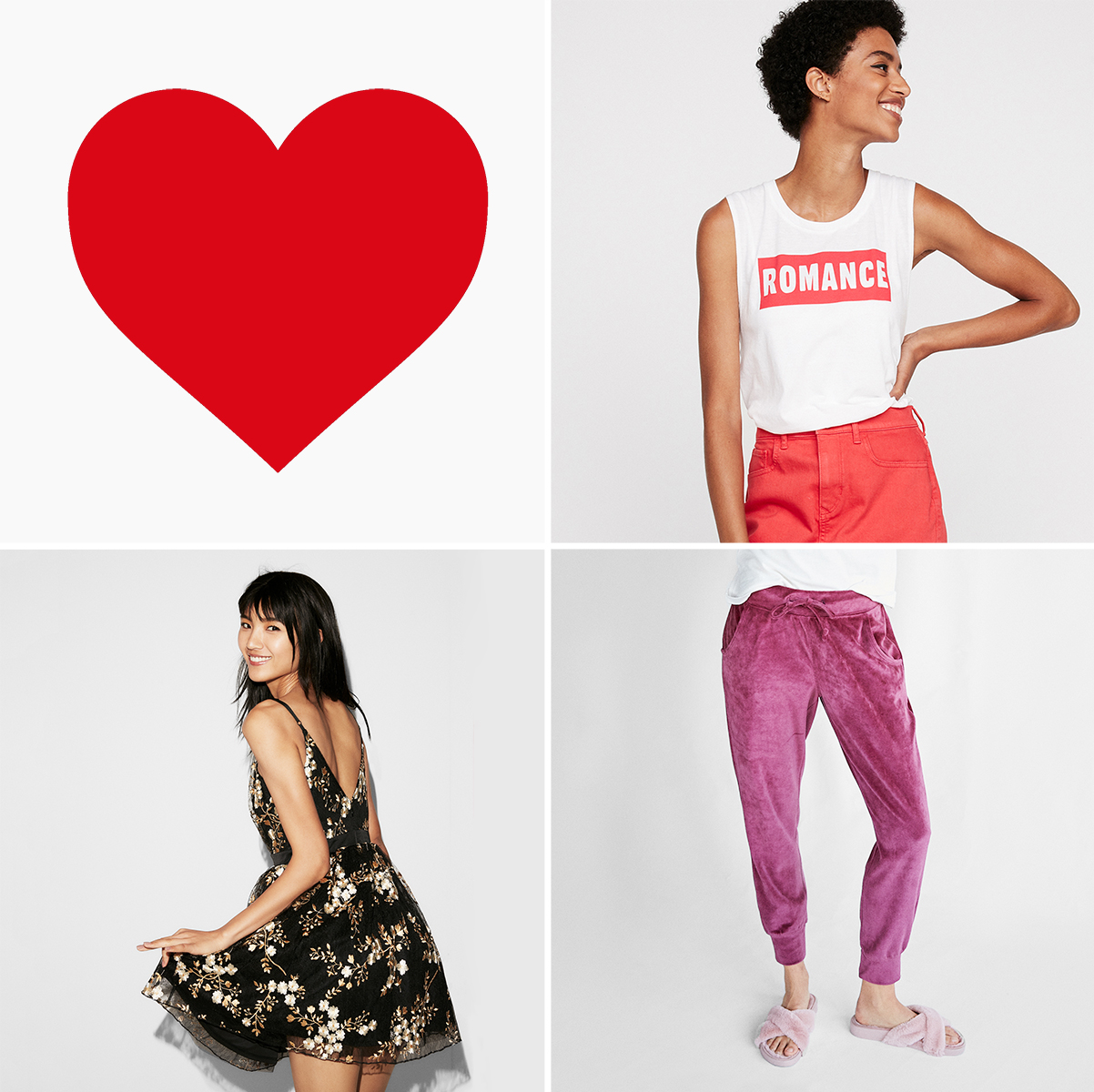 graphic-tank-fit-and-flare-dress-express-one-eleven-jogger-pant