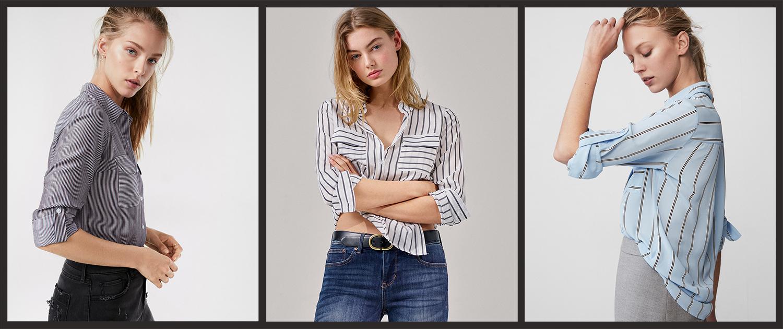 womens-striped-dress-shirts