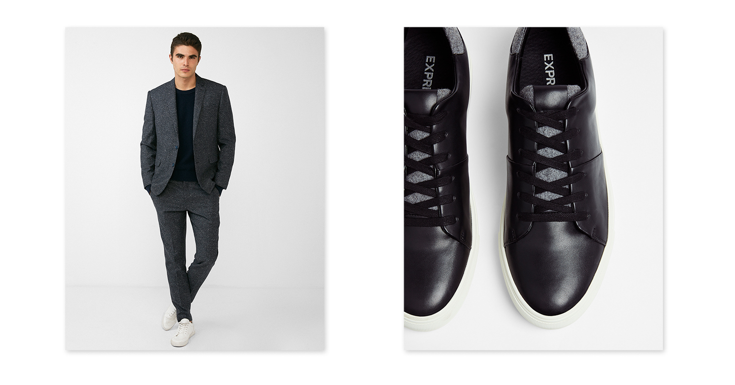 mens-suit-black-sneakers