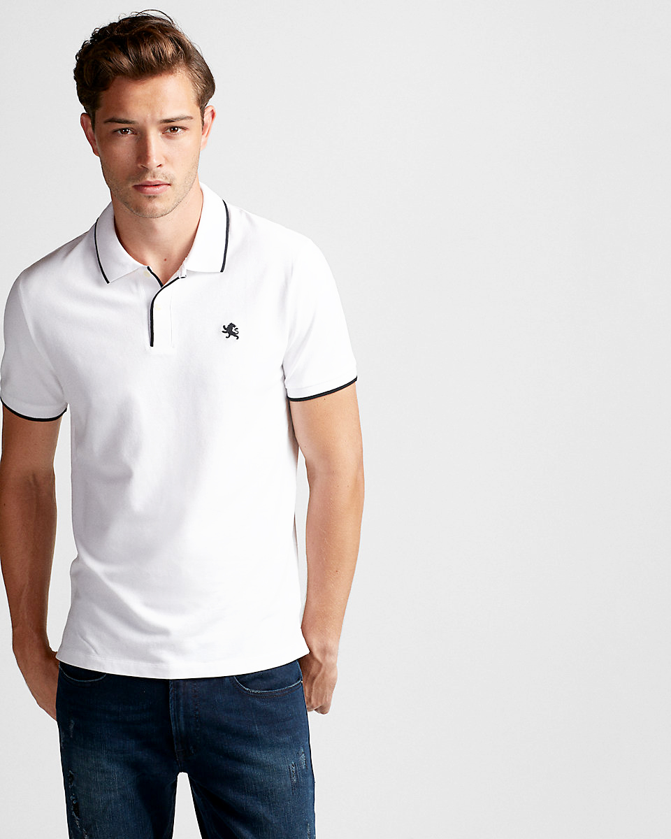 mens-solid-tipped-white-polo