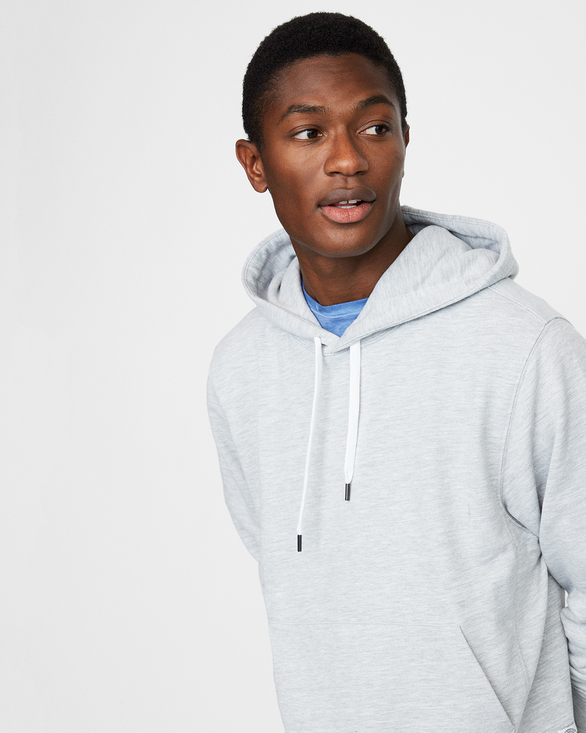 mens-light-gray-fleece-hoodie