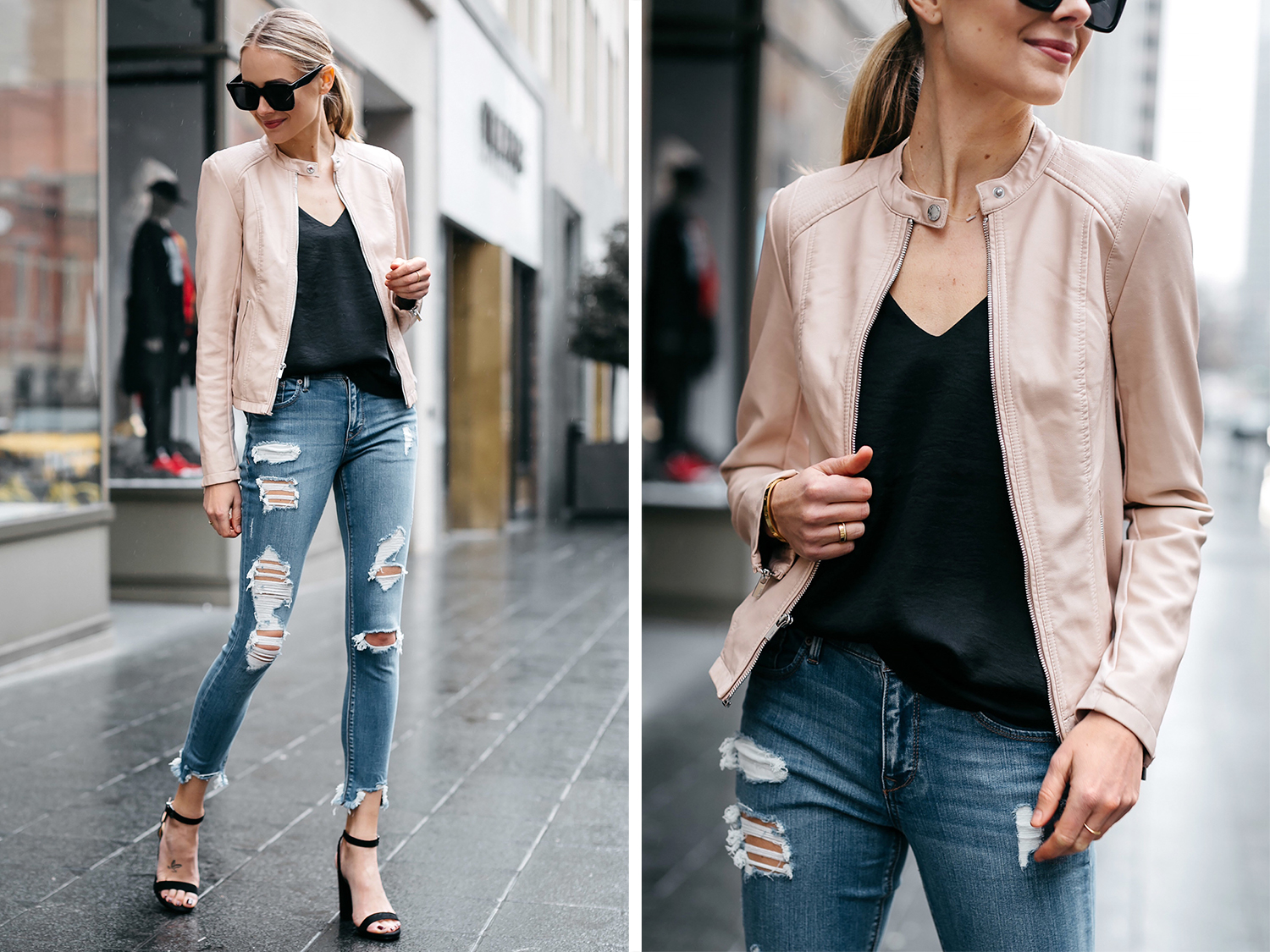 womens-leather-jacket-cami-denim-perfect-jeans