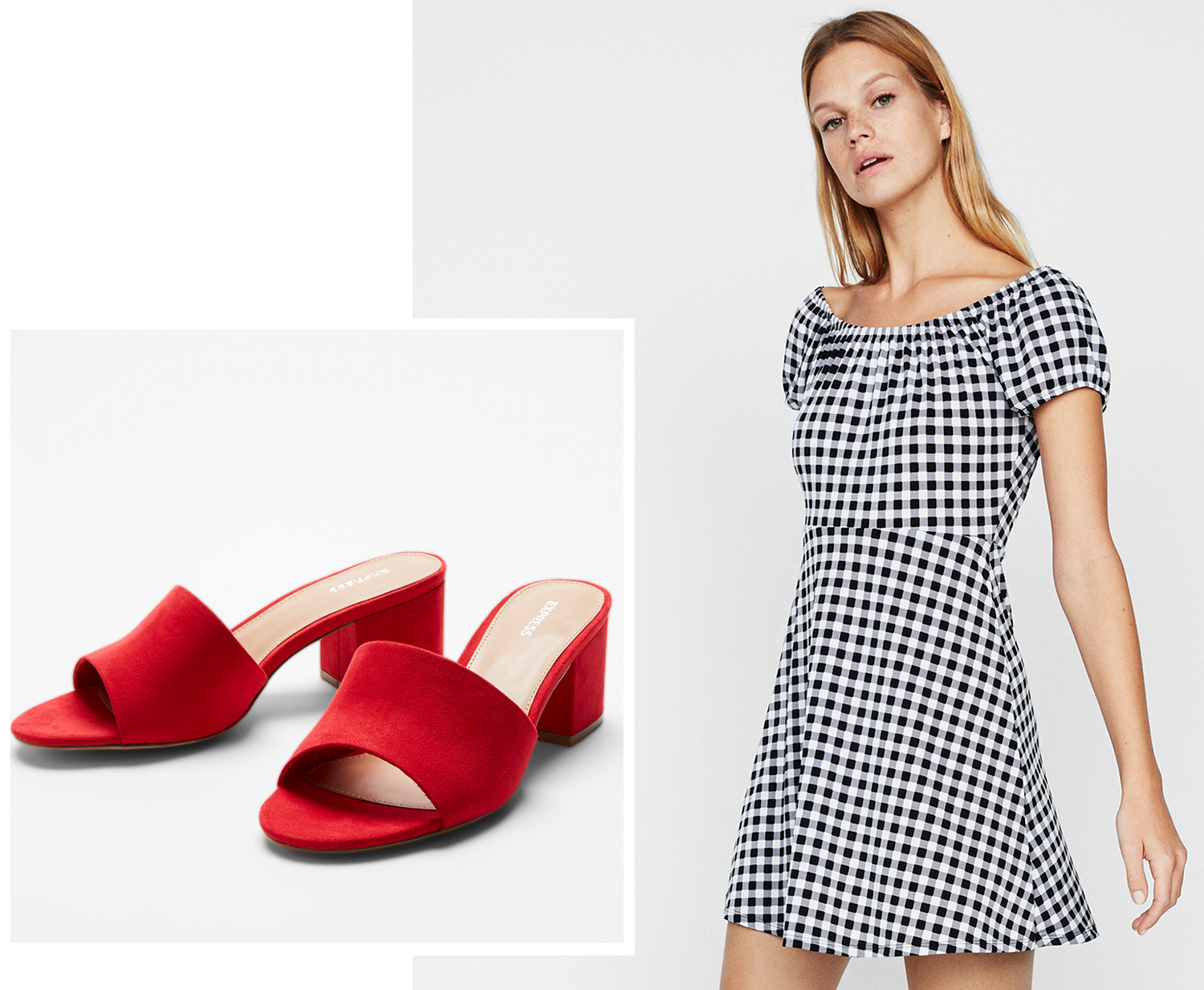 adf88efd91f47 Why Gingham Should Be Your New Neutral for Spring – The Edit x Express