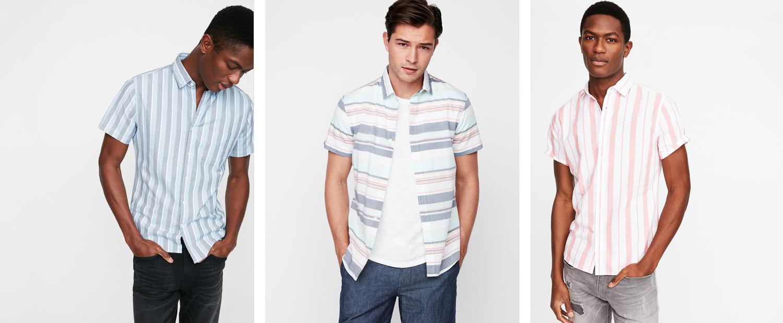 striped-short-sleeve-shirt
