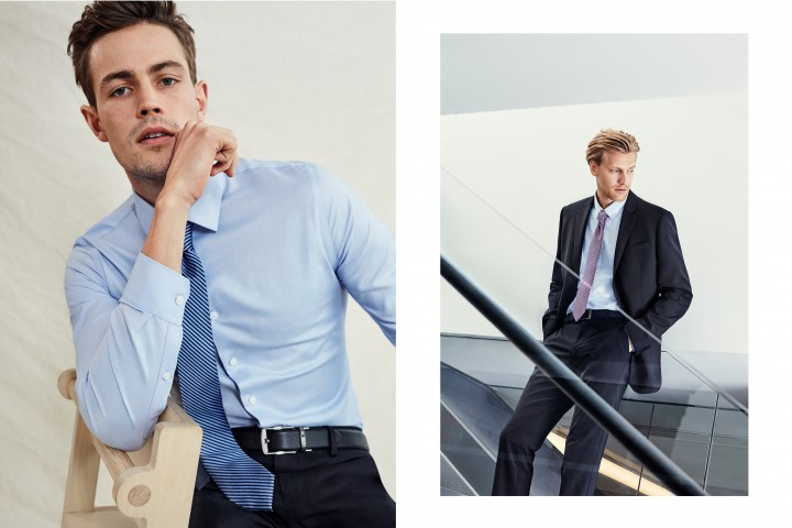 Menswear What To Wear To Any Job Interview The Edit X Express